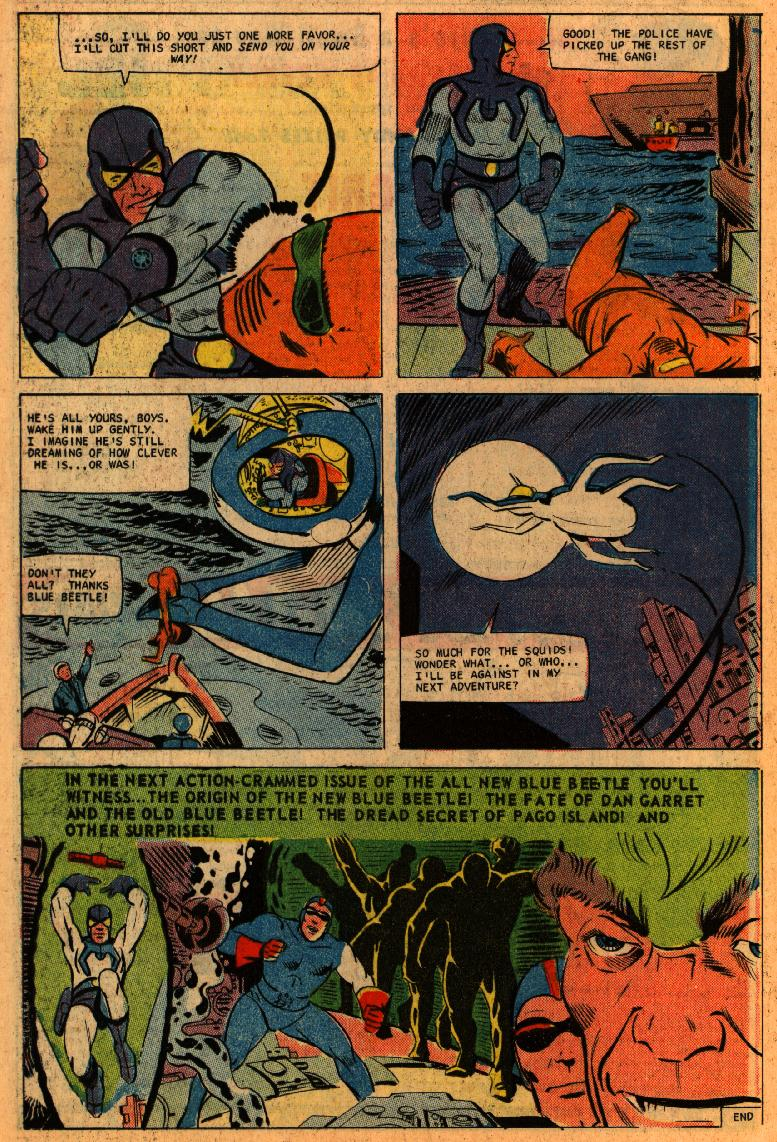 Blue Beetle (1967) issue 1 - Page 24