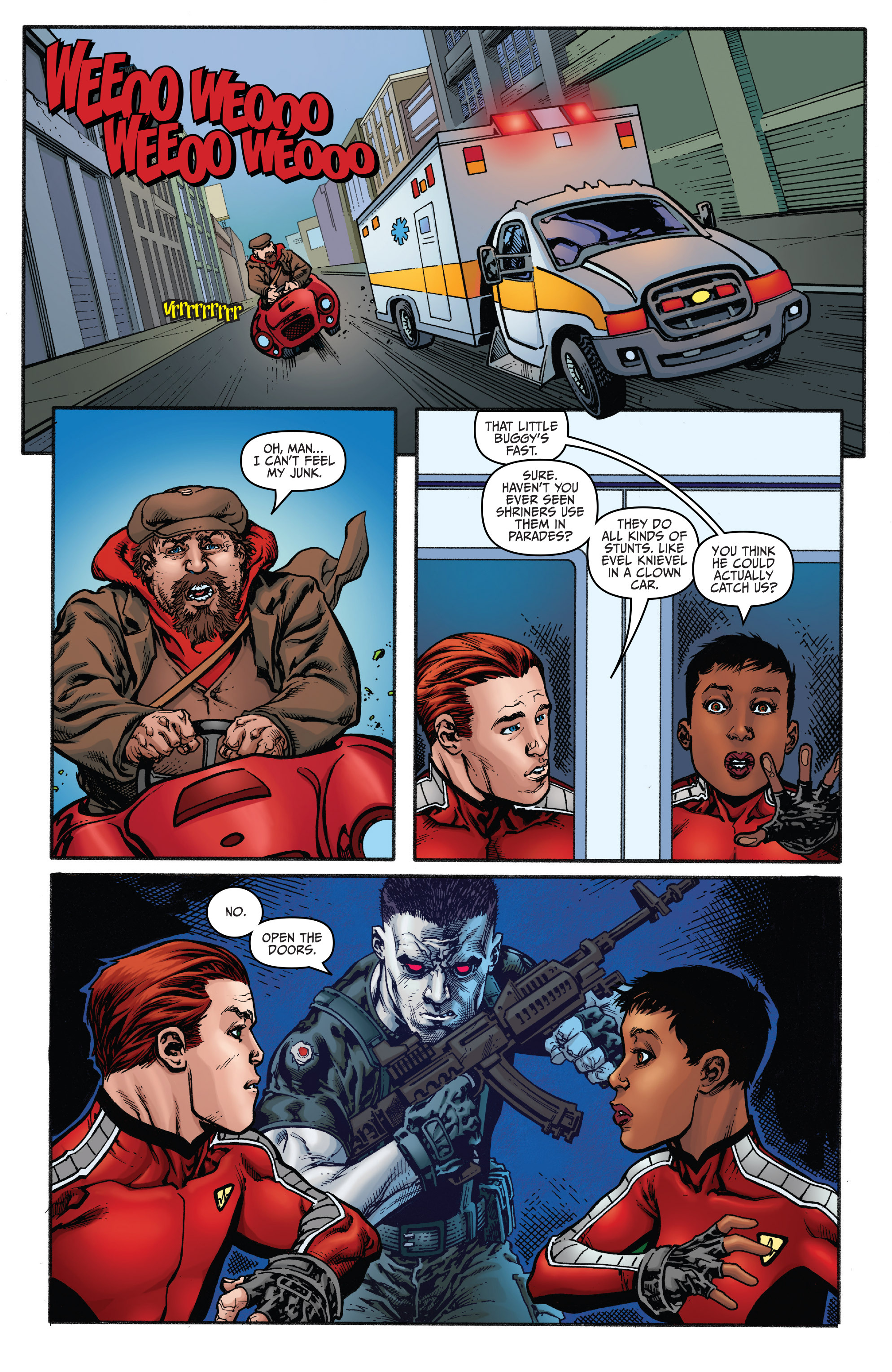 Read online Bloodshot and H.A.R.D.Corps comic -  Issue #20 - 13