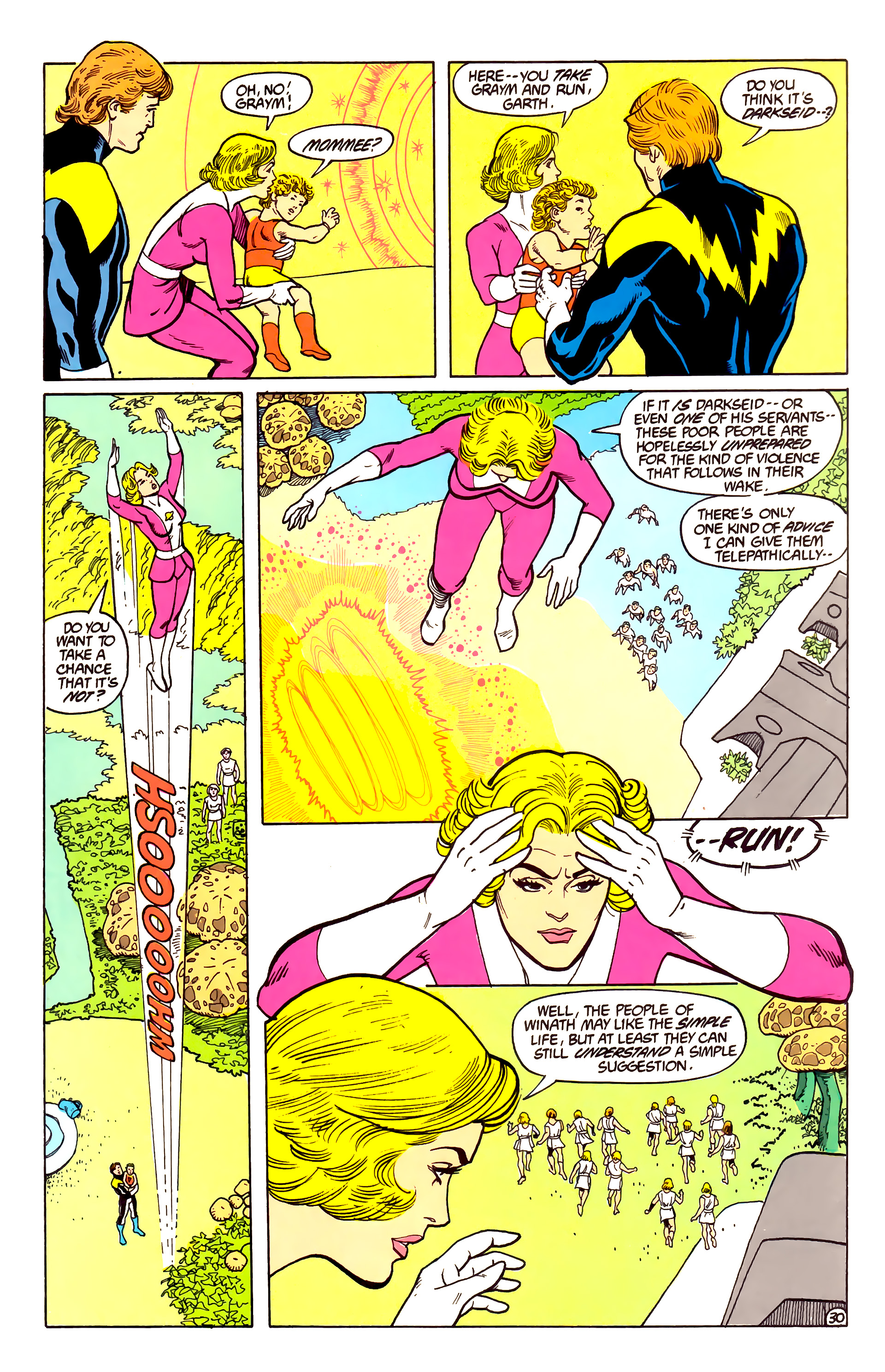 Legion of Super-Heroes (1984) _Annual_2 Page 31