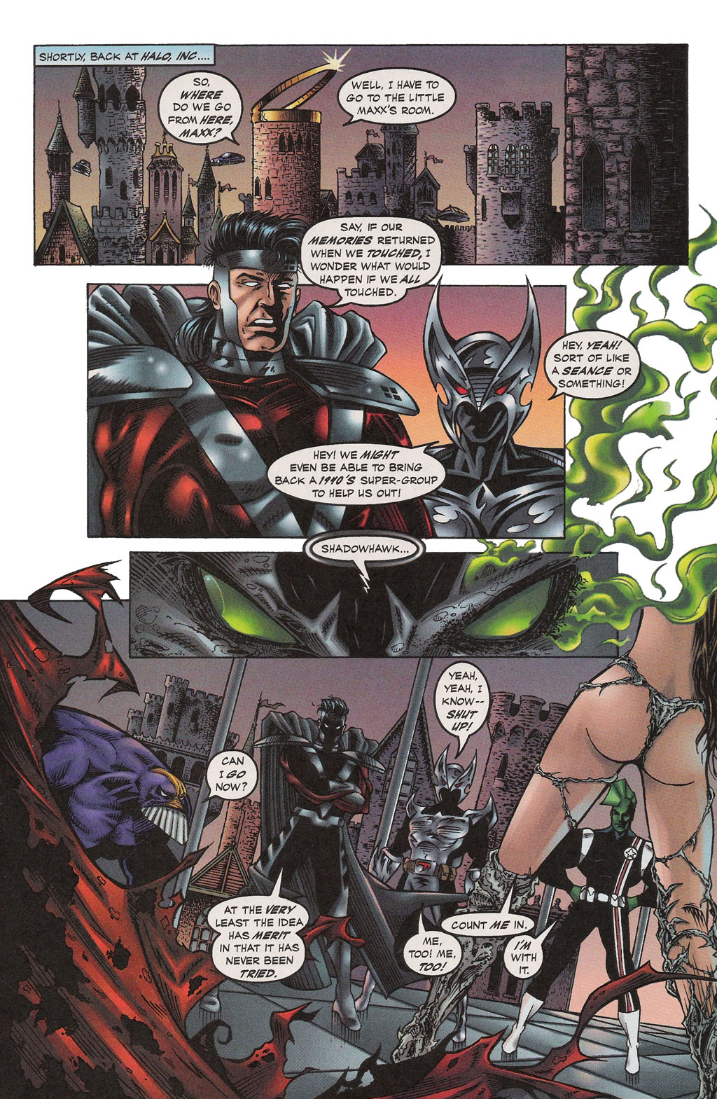 Read online Altered Image comic -  Issue #1 - 25