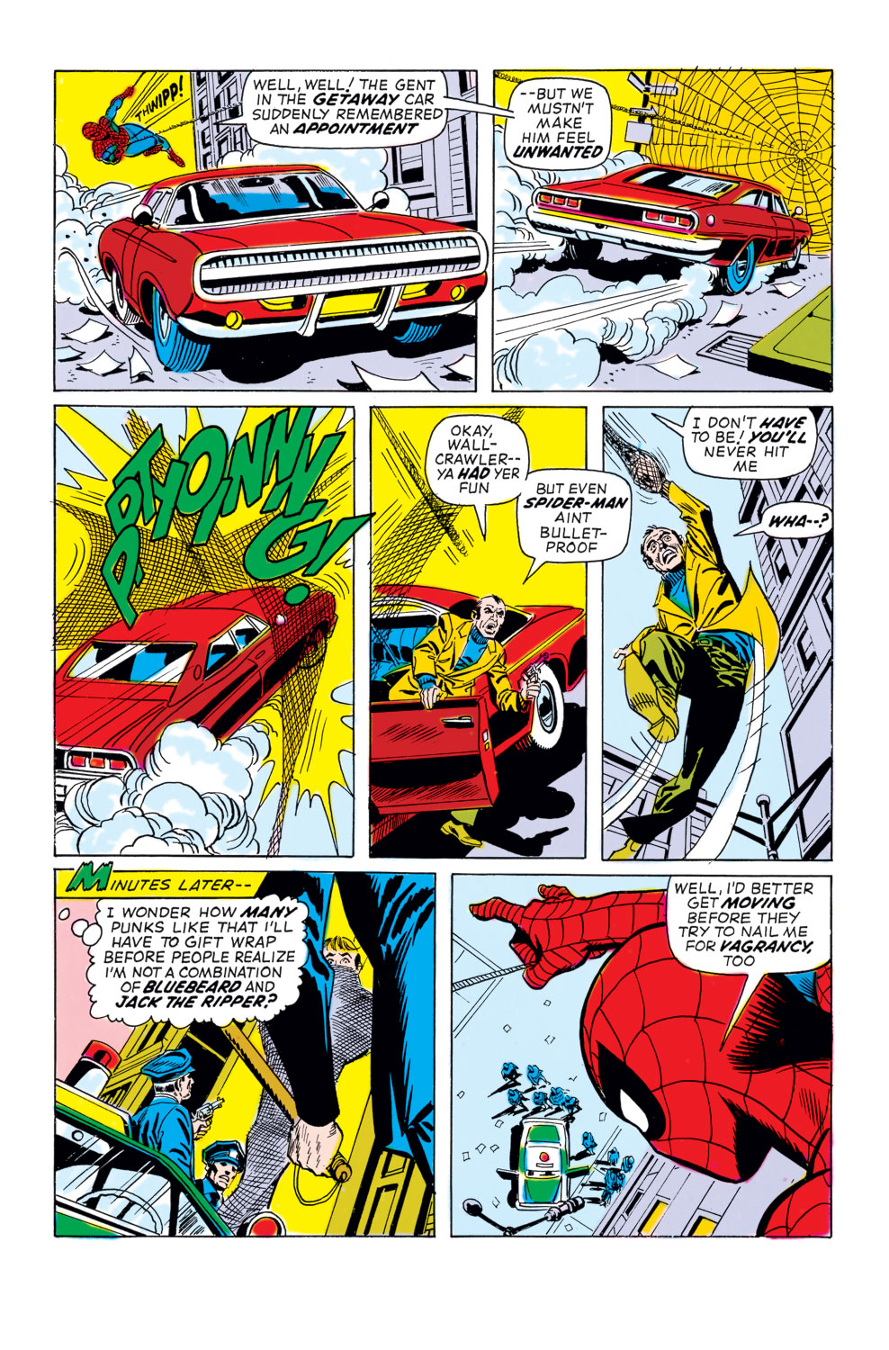 The Amazing Spider-Man (1963) 100 Page 3