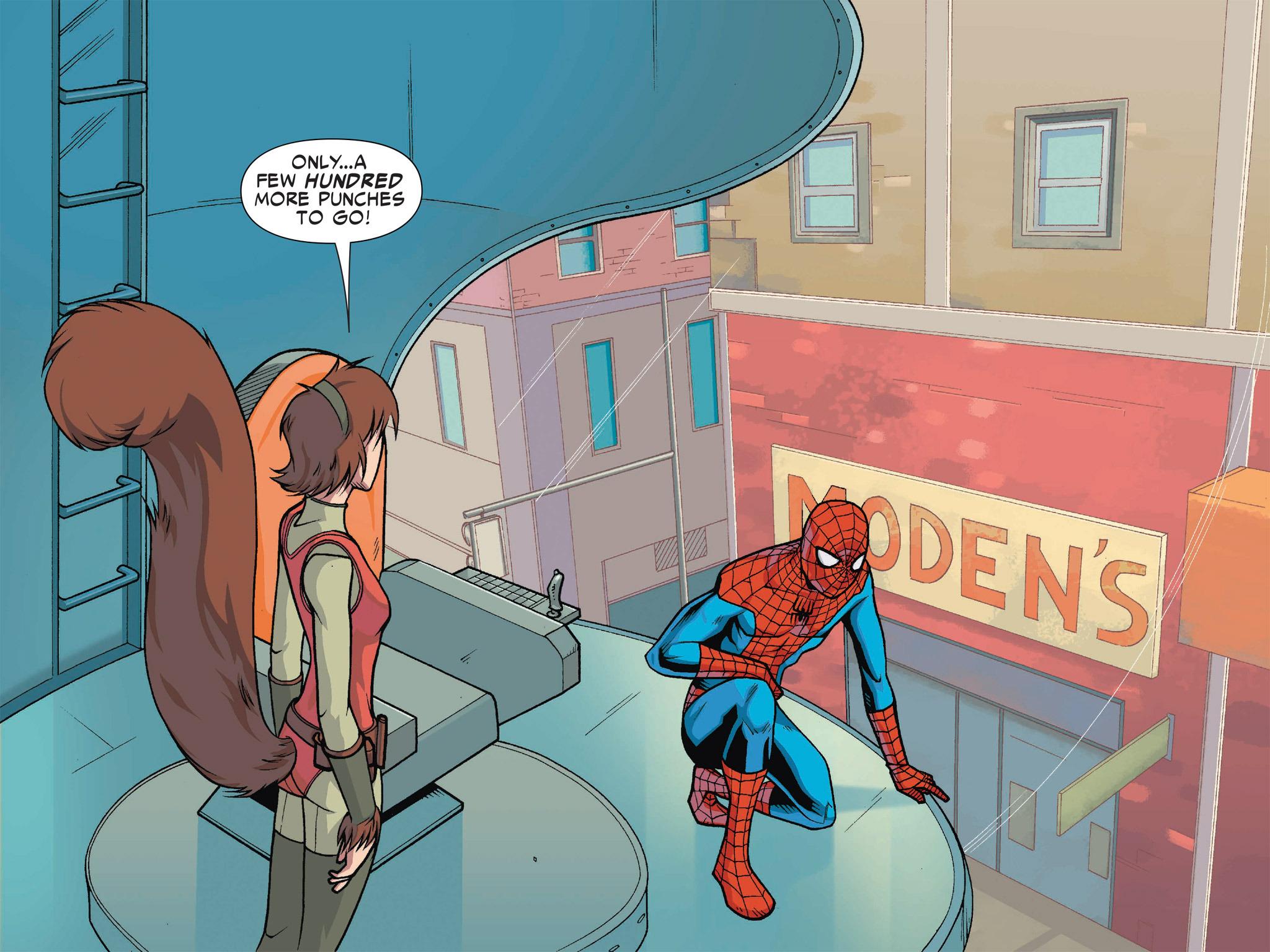 Read online Ultimate Spider-Man (Infinite Comics) (2016) comic -  Issue #1 - 24