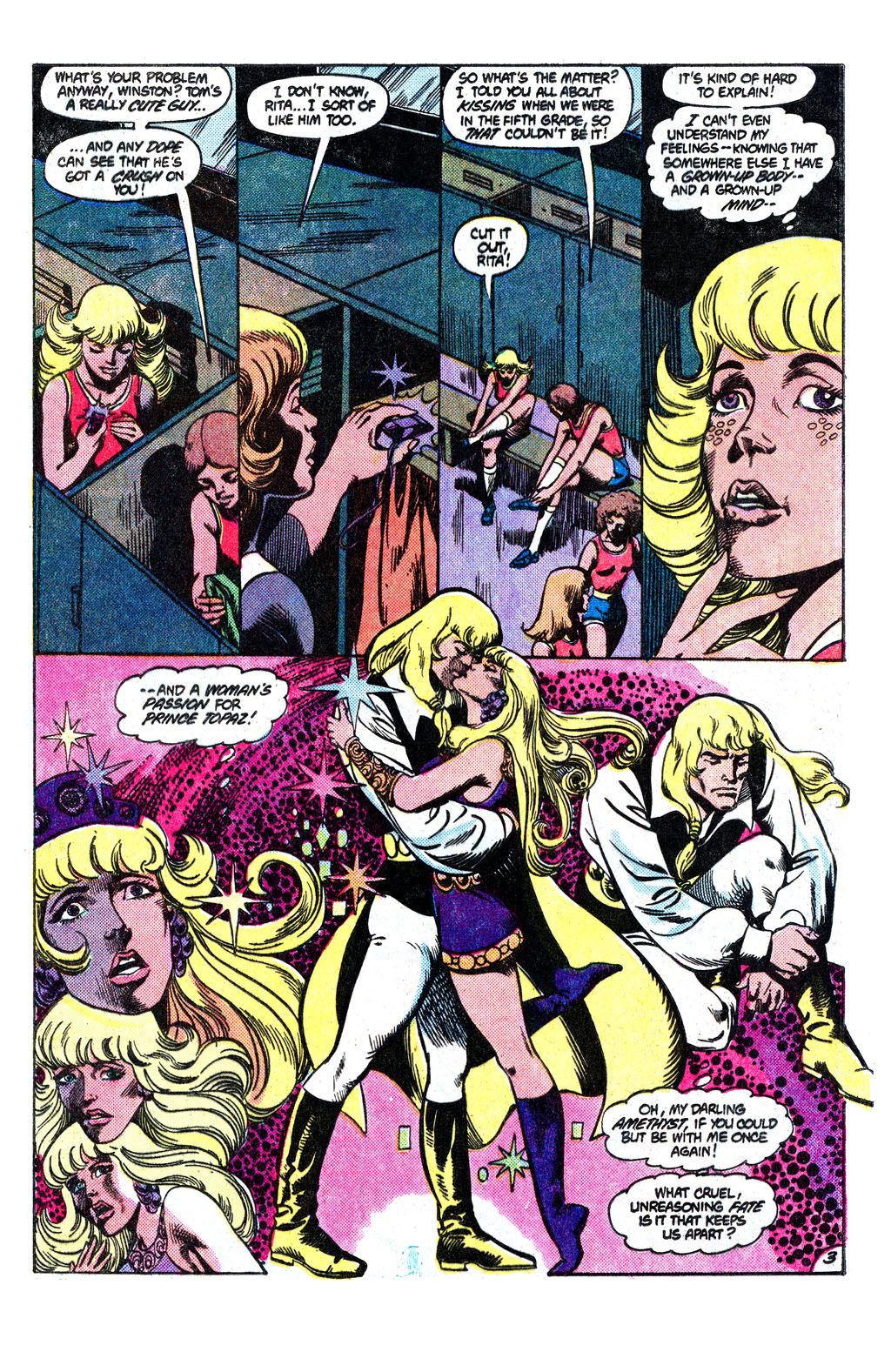 Read online Amethyst, Princess of Gemworld comic -  Issue # _Annual 1 - 4