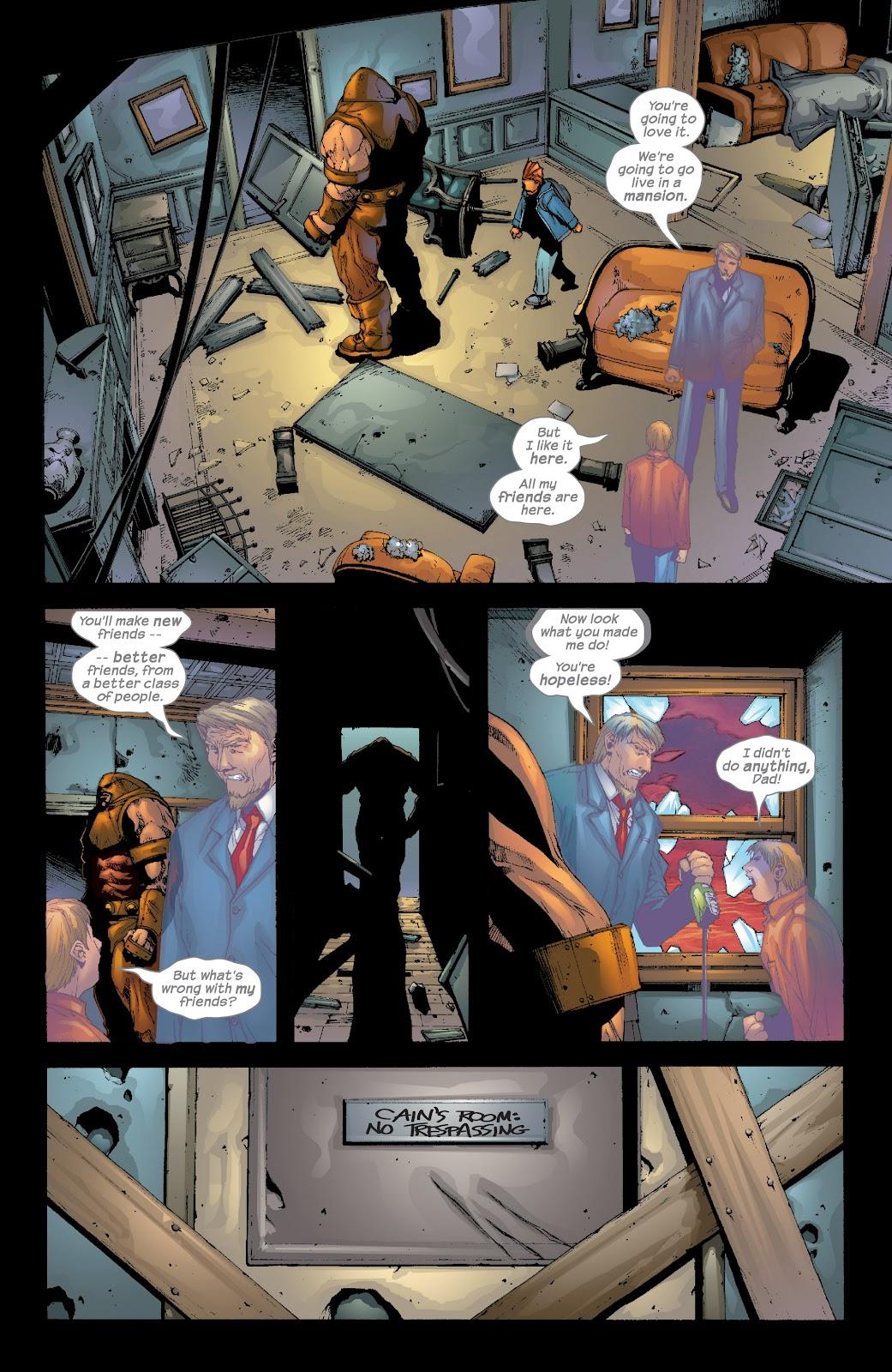 Uncanny X-Men (1963) issue 416 - Page 20