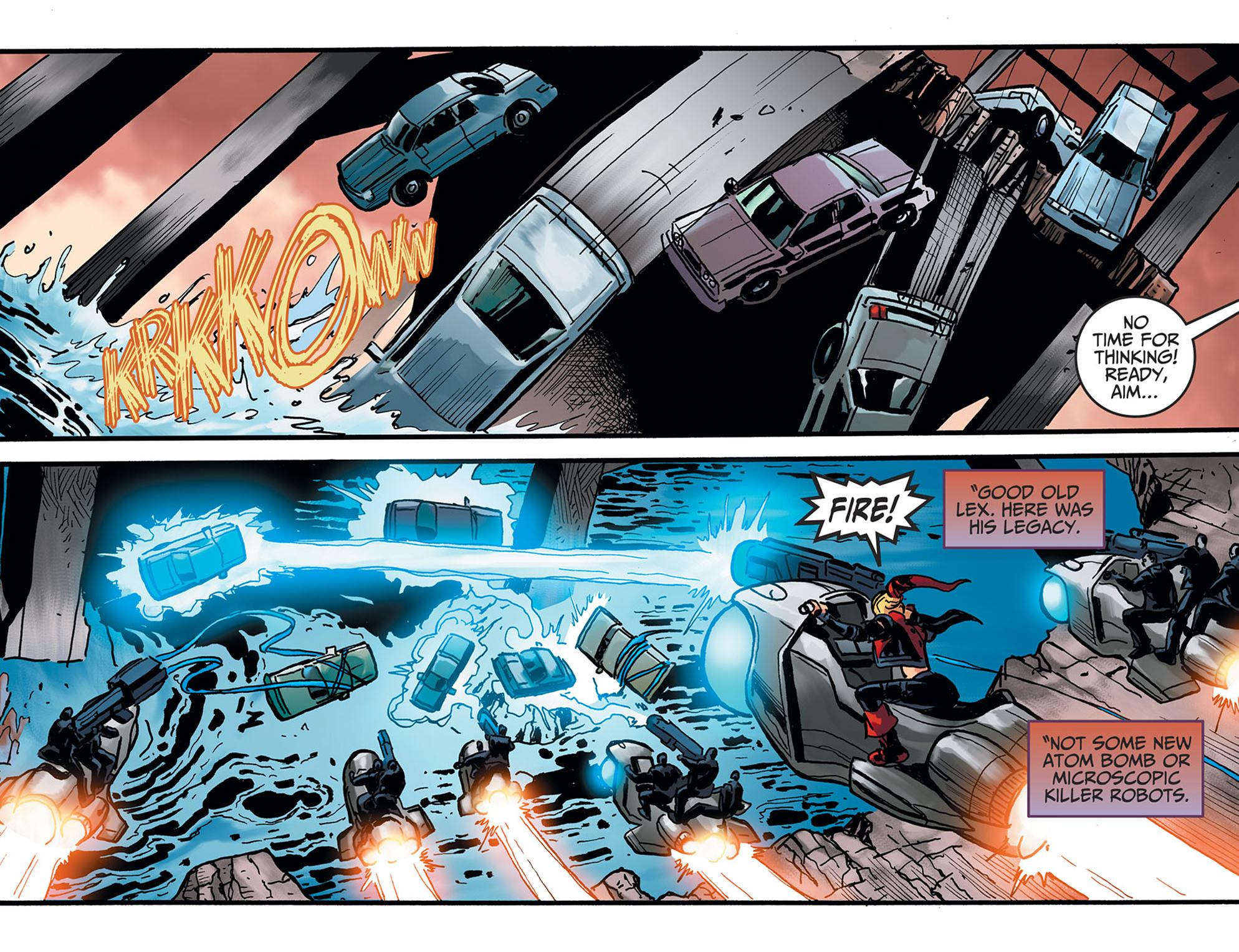Read online Injustice: Ground Zero comic -  Issue #22 - 14