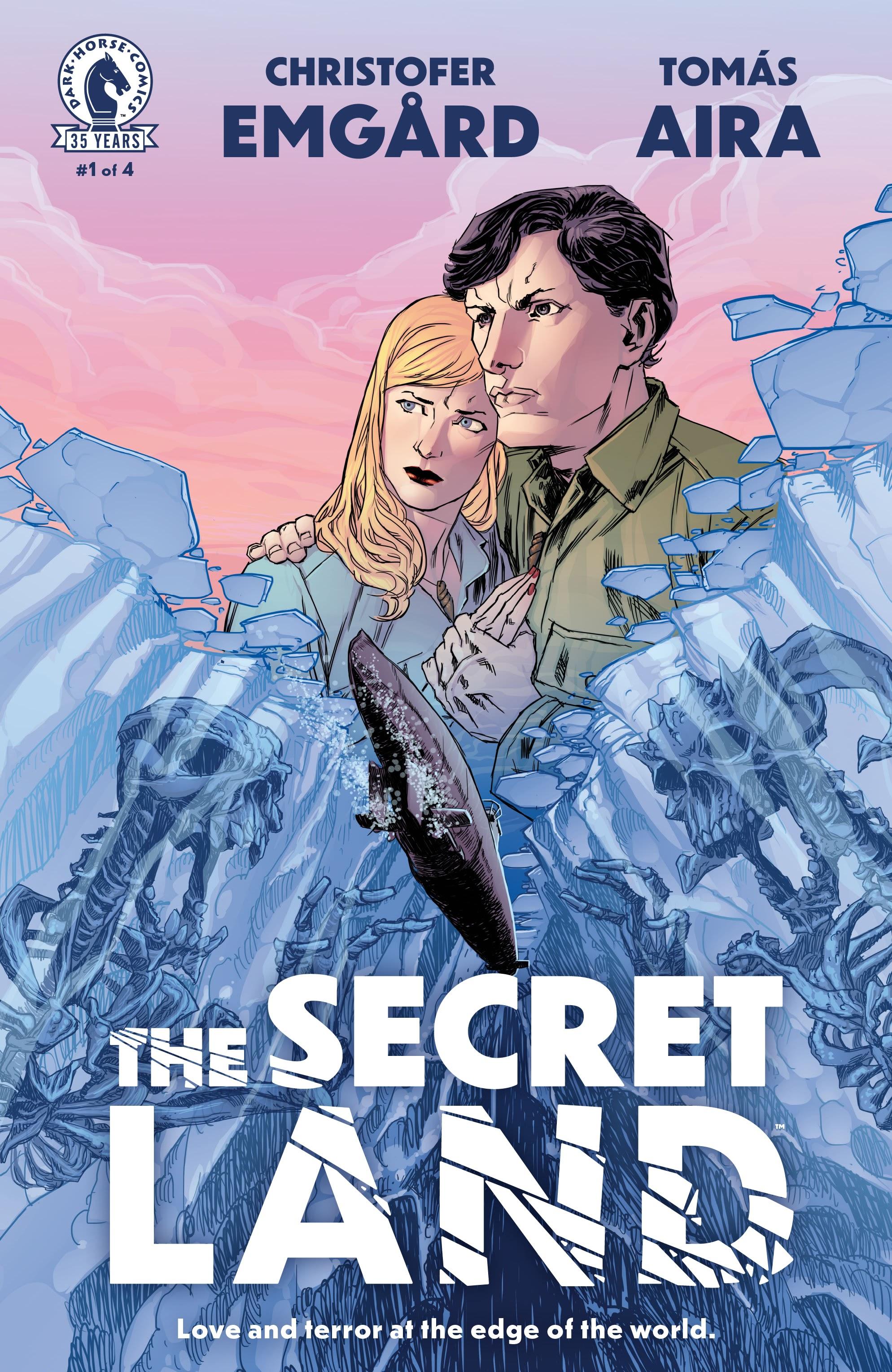 The Secret Land 1 Page 1
