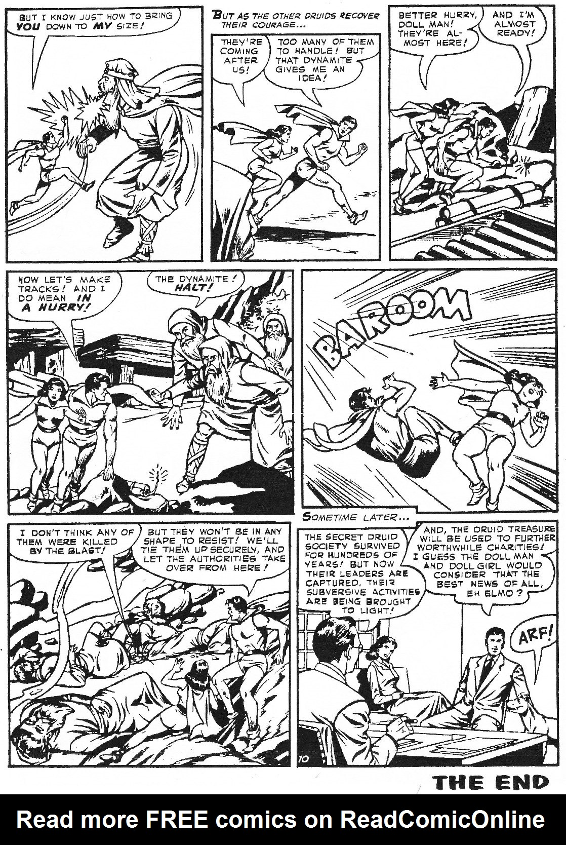Read online Men of Mystery Comics comic -  Issue #74 - 52