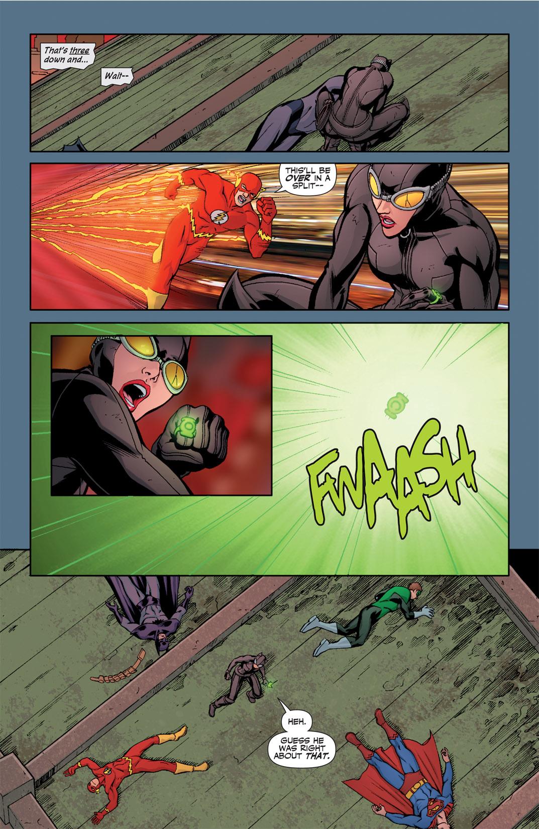 Catwoman (2002) #77 #77 - English 12
