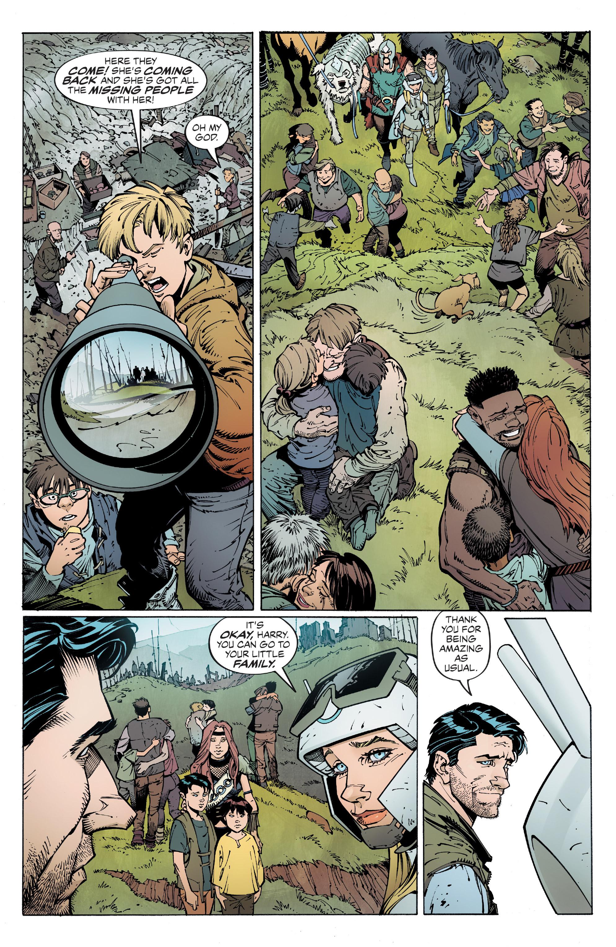 Read online Reborn comic -  Issue #6 - 34