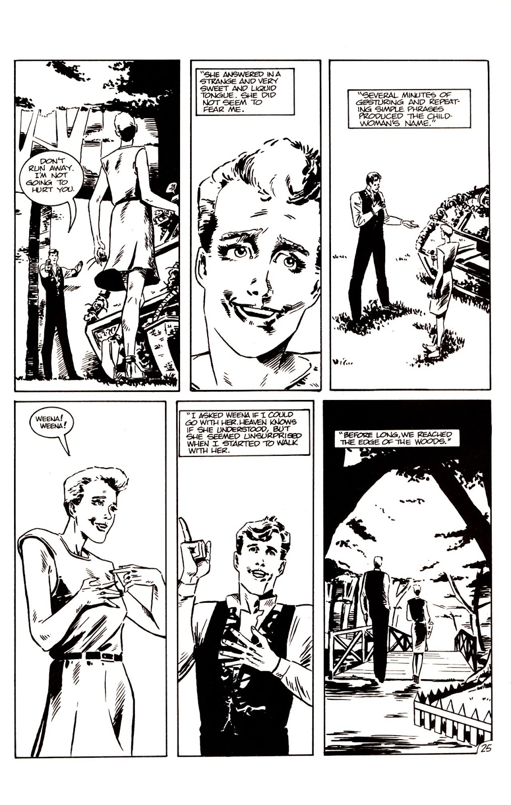 The Time Machine issue 1 - Page 28