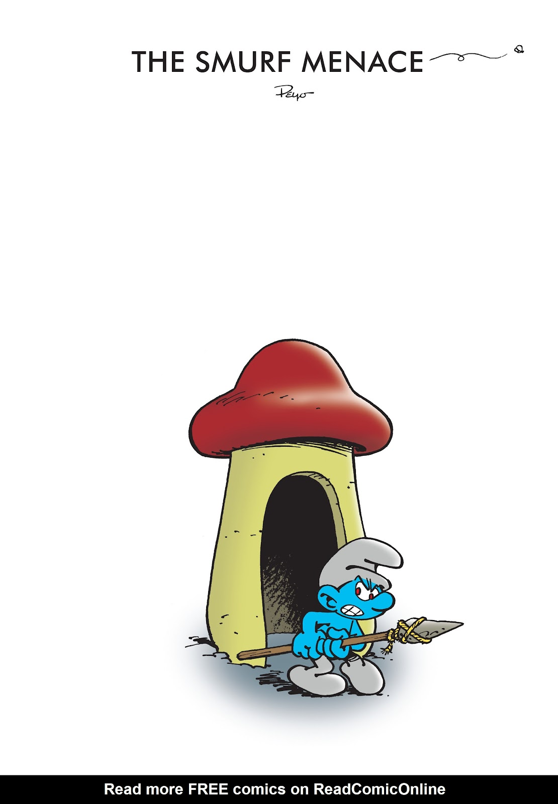 Read online The Smurfs comic -  Issue #22 - 2