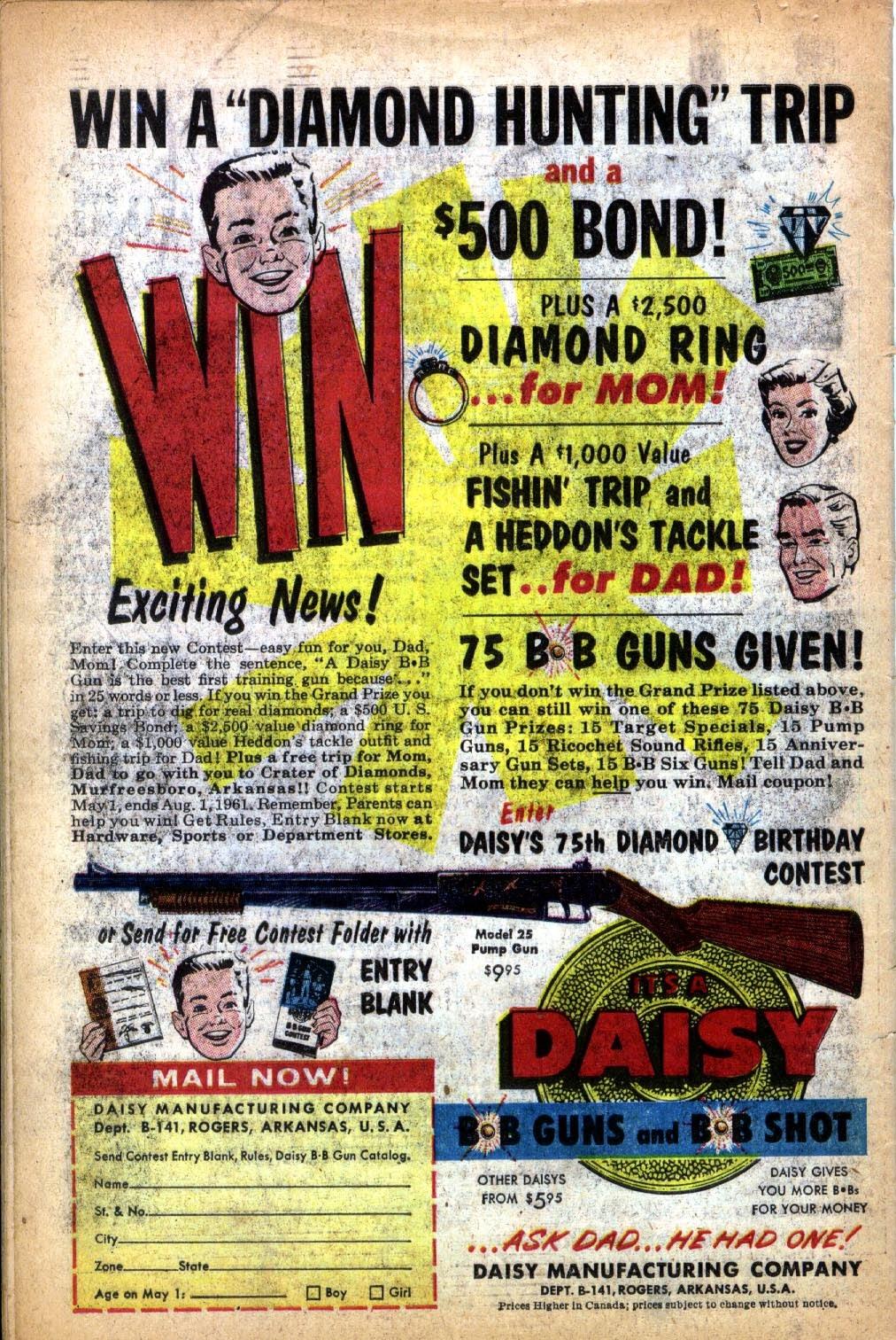 Gunsmoke Western issue 66 - Page 34