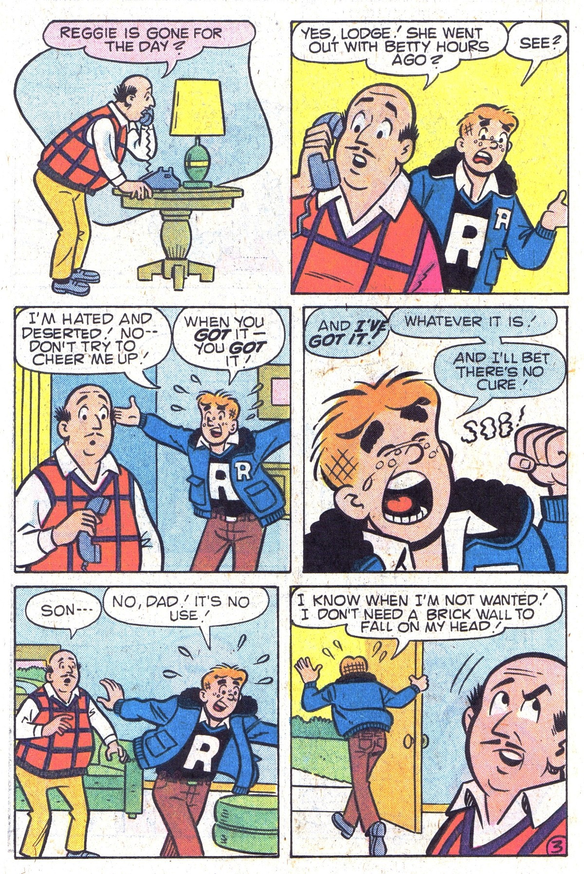 Read online Archie (1960) comic -  Issue #300 - 22