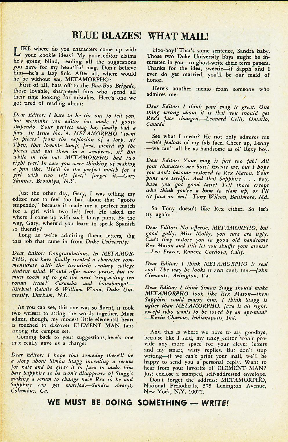 Metamorpho (1965) issue 6 - Page 33