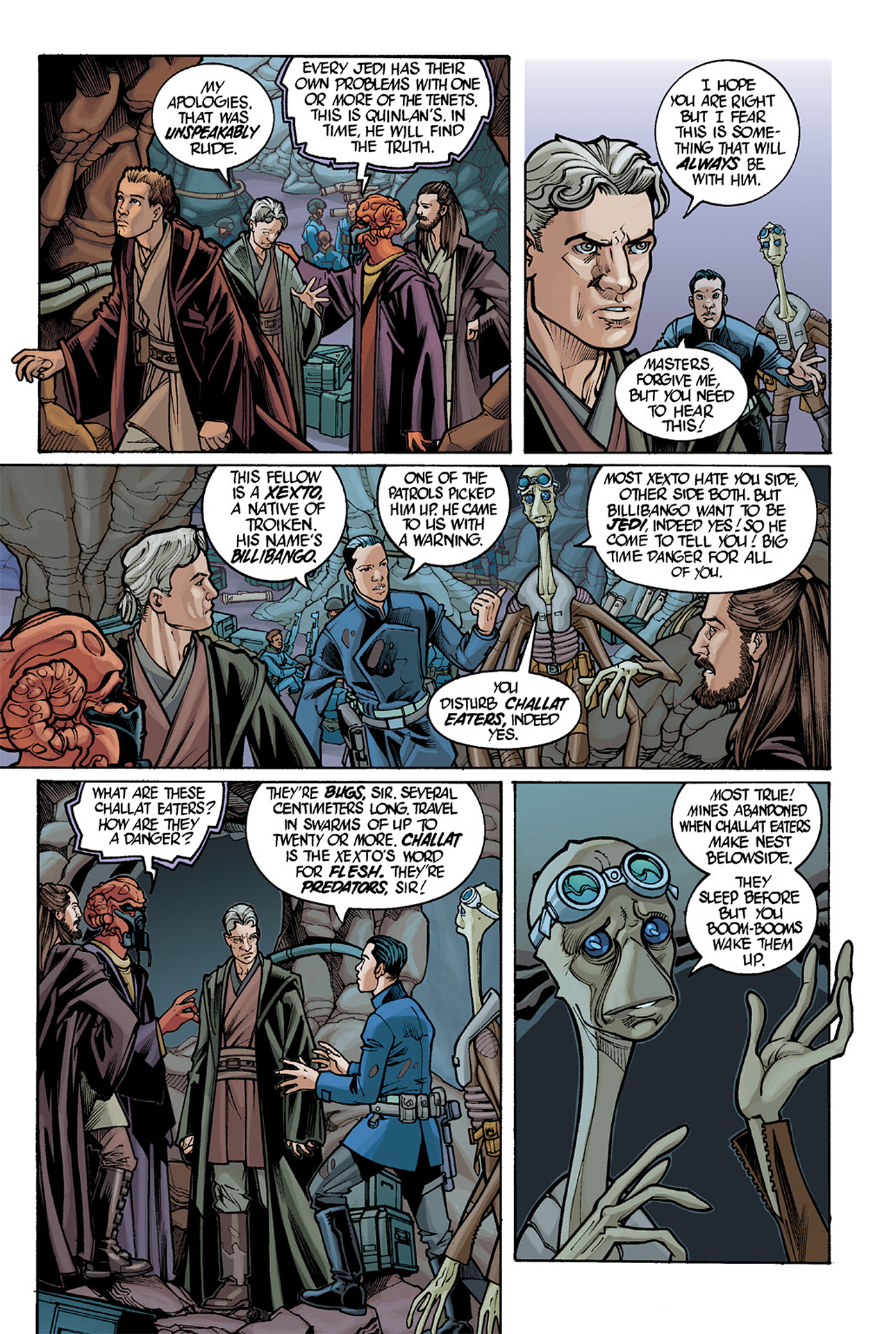 Read online Star Wars Omnibus comic -  Issue # Vol. 15.5 - 60