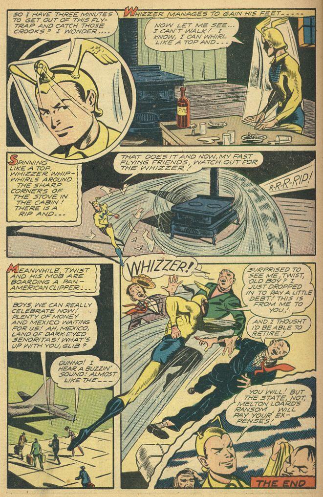 Read online All-Winners Comics comic -  Issue #14 - 31