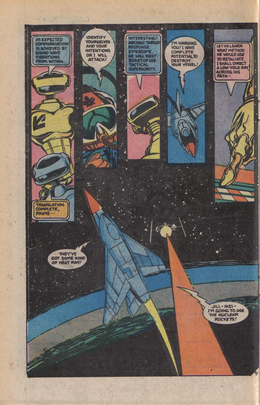 Read online Doomsday   1 (1975) comic -  Issue #9 - 8