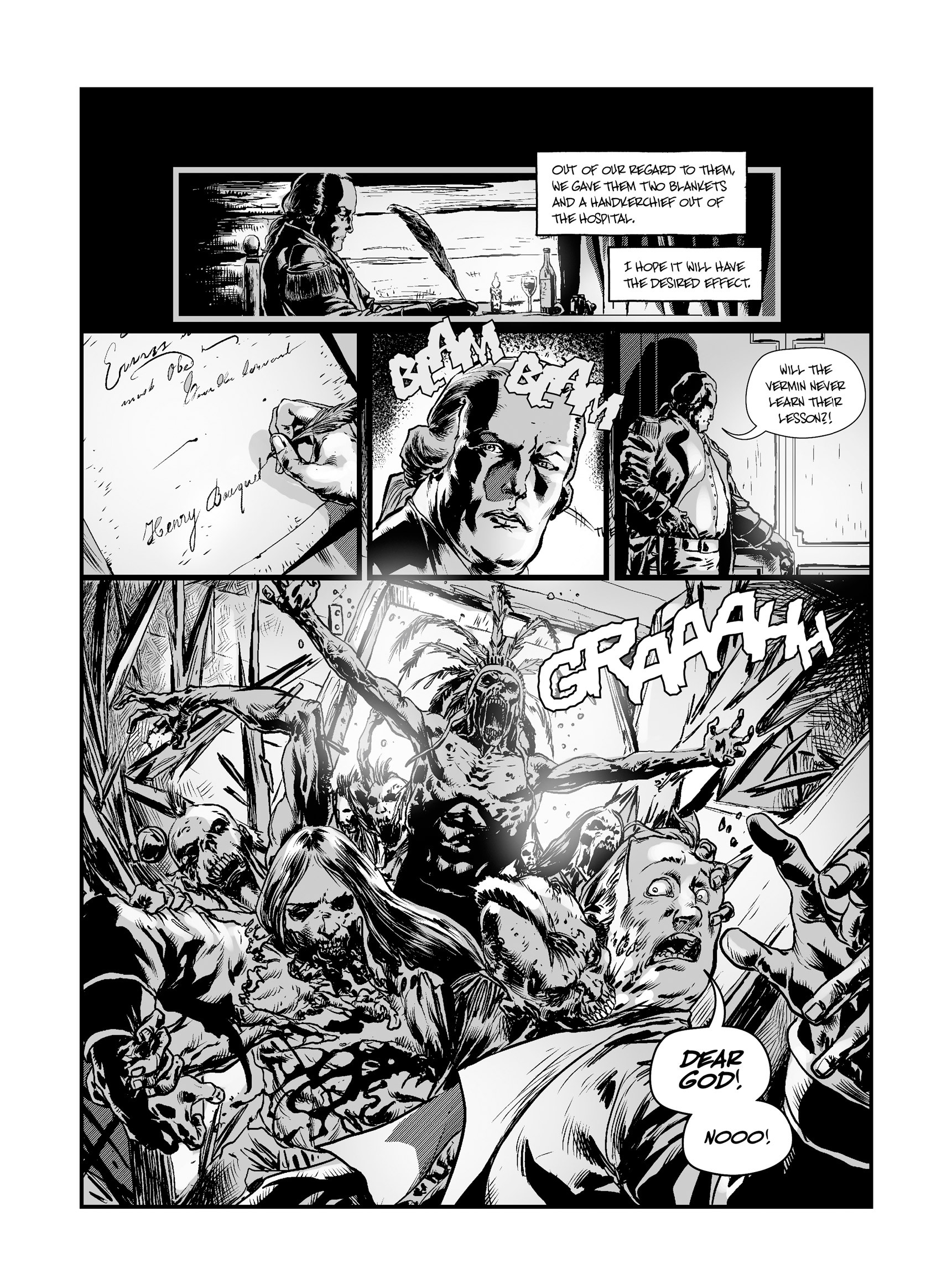 Read online FUBAR comic -  Issue #3 - 40