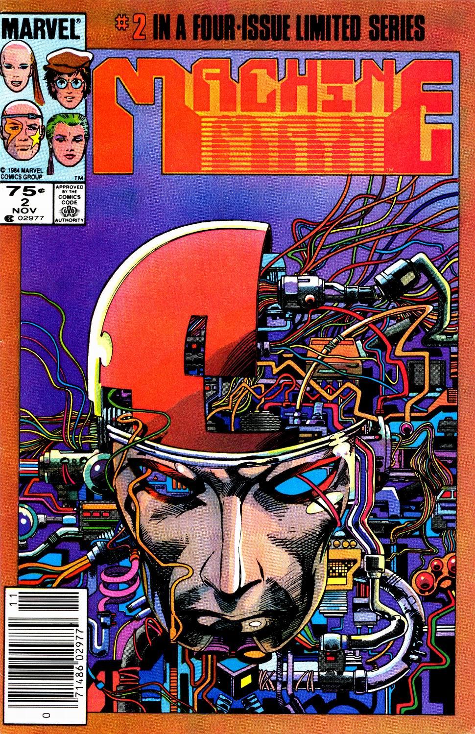 Machine Man (1984) 2 Page 1