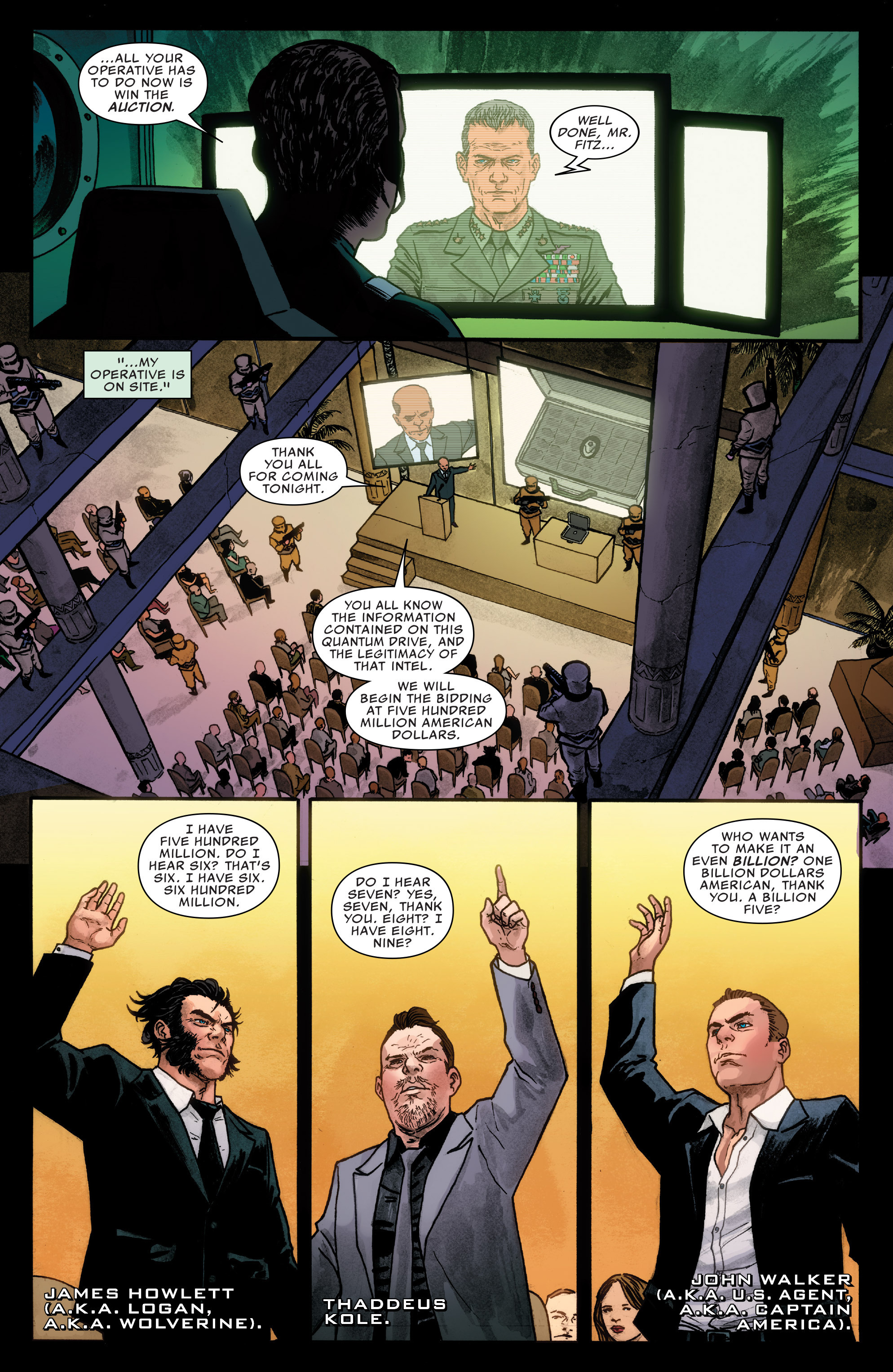Read online Agents of S.H.I.E.L.D. comic -  Issue #4 - 15