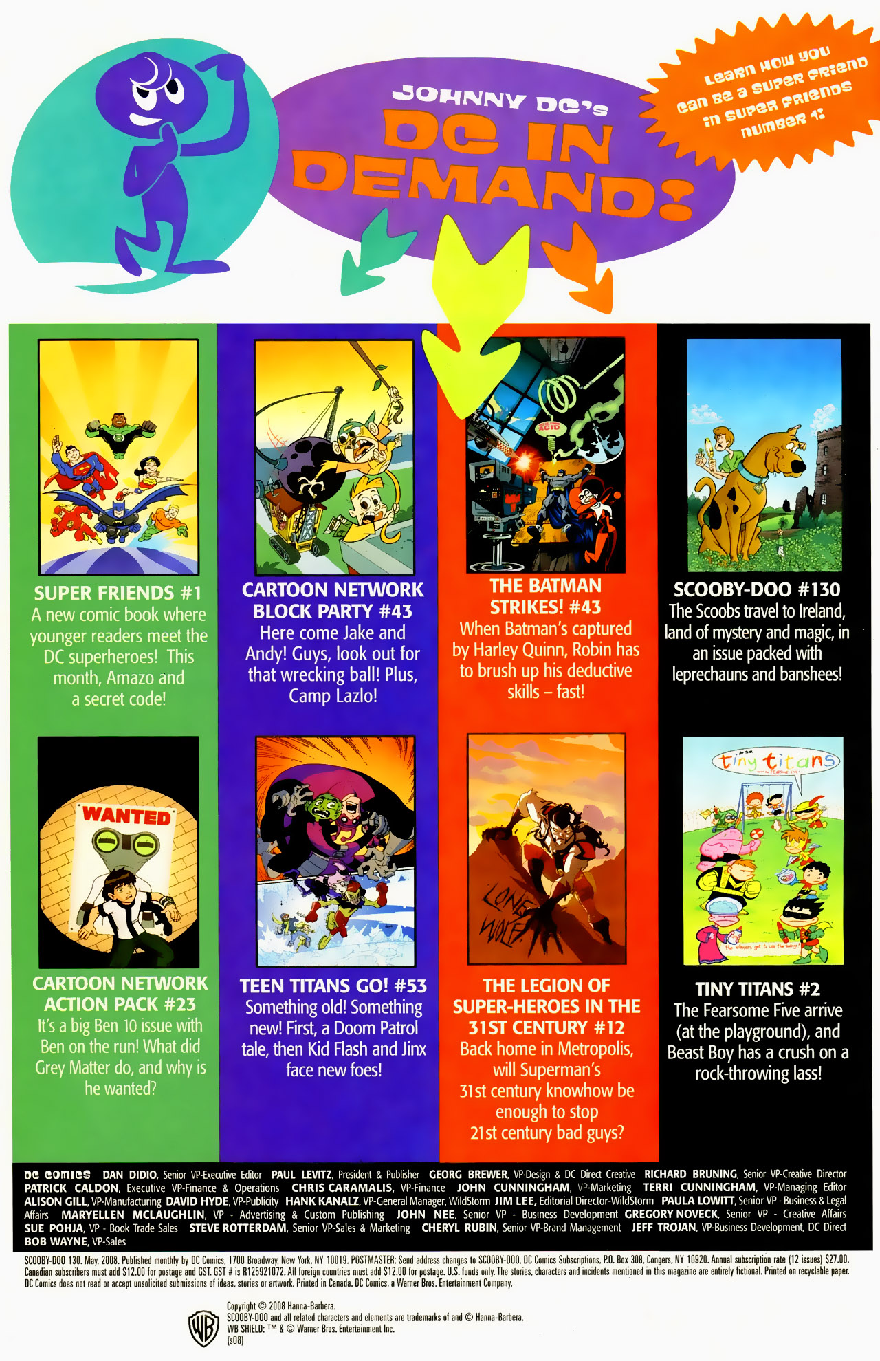 Read online Scooby-Doo (1997) comic -  Issue #130 - 23