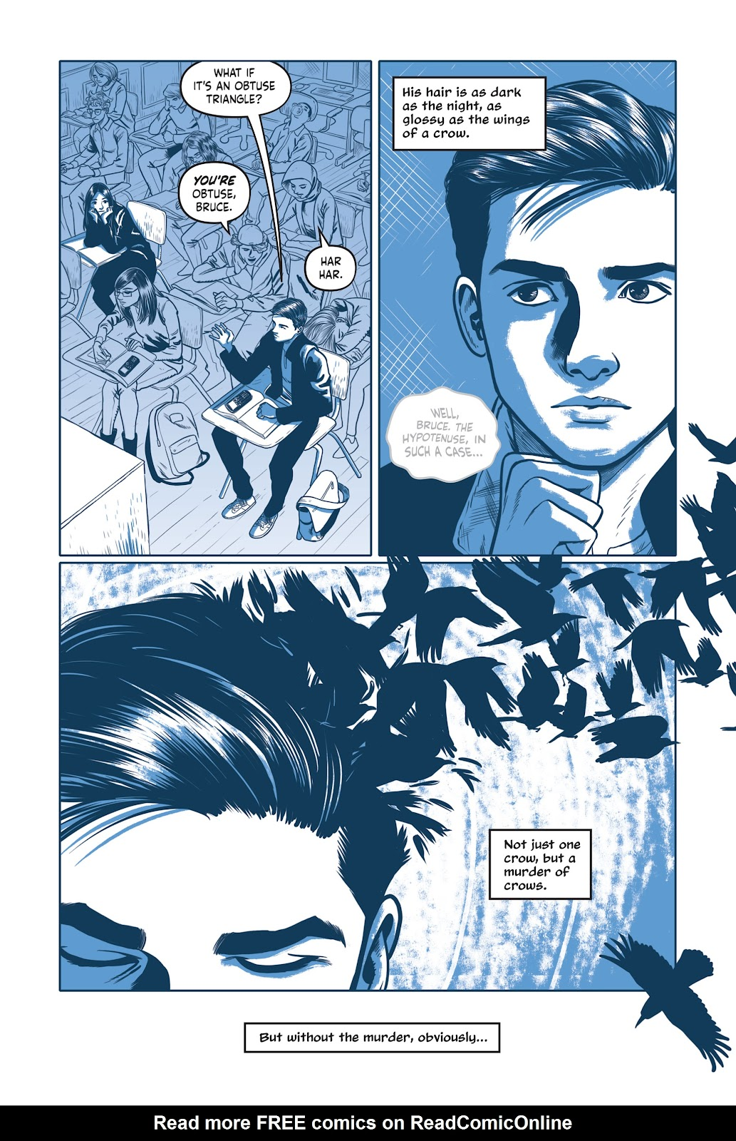 Read online Under the Moon: A Catwoman Tale comic -  Issue # TPB (Part 1) - 38