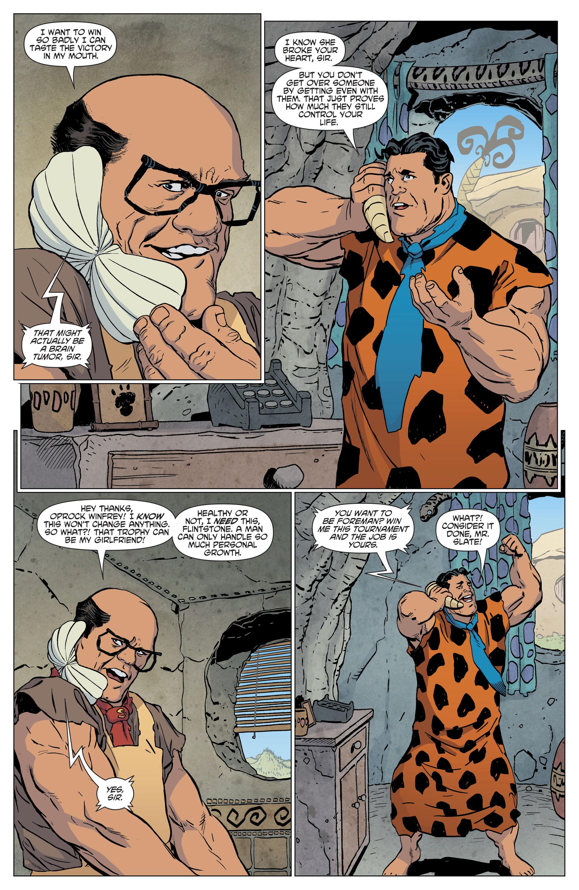 Read online The Flintstones comic -  Issue #12 - 9