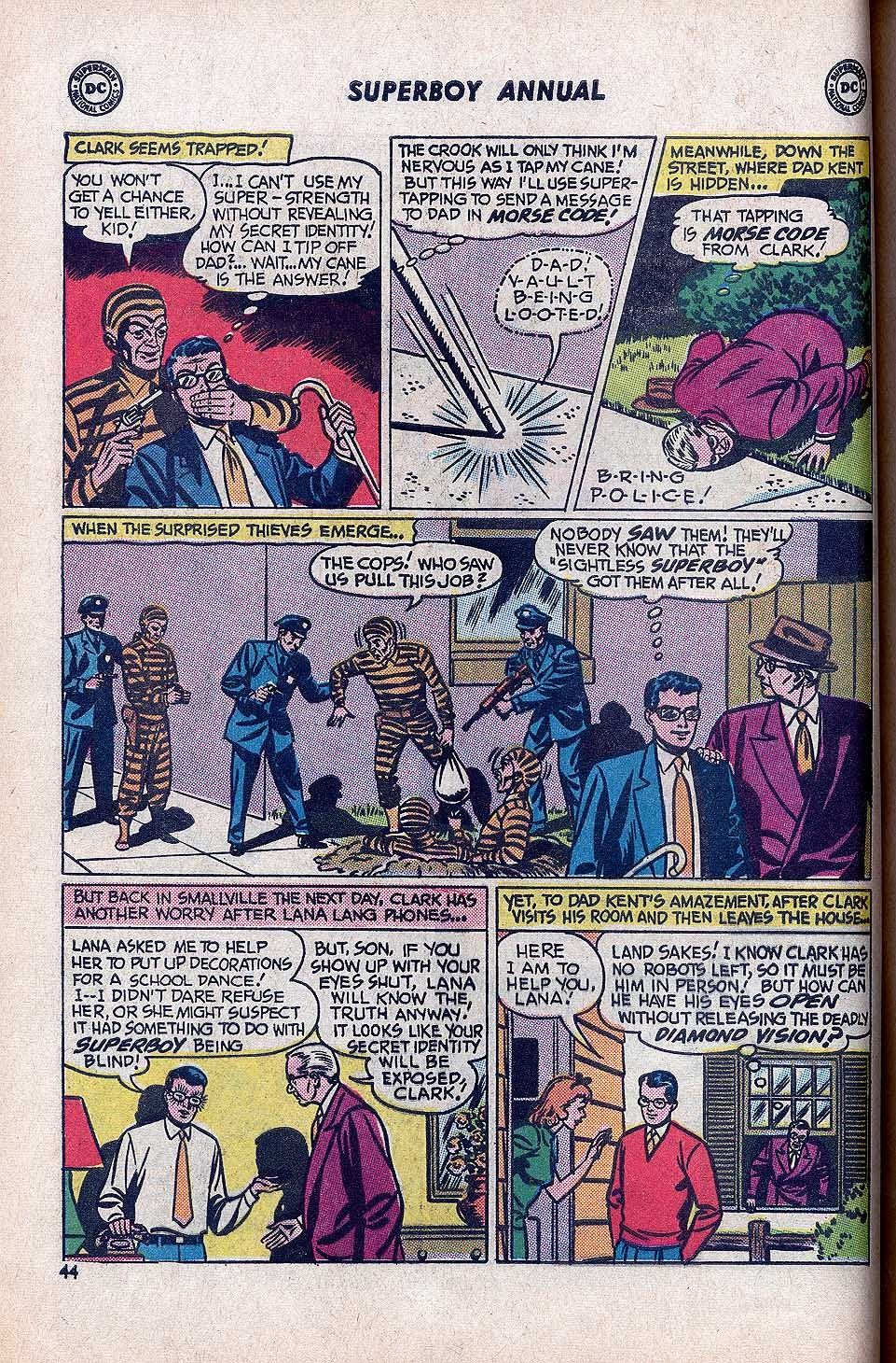 Superboy (1949) issue Annual 1 - Page 46