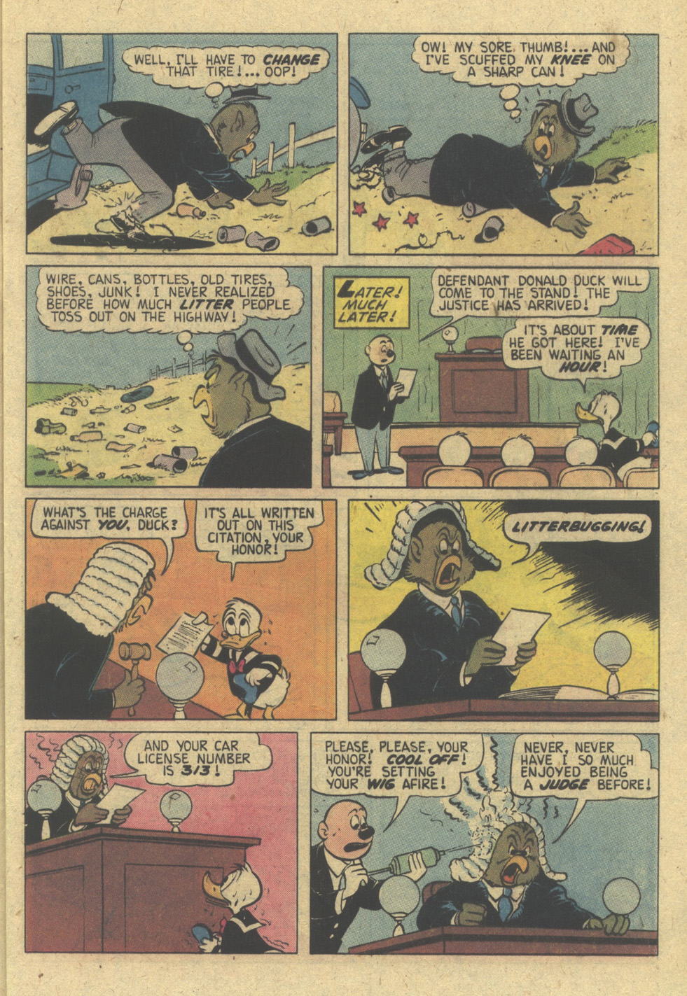 Walt Disney's Comics and Stories issue 450 - Page 9