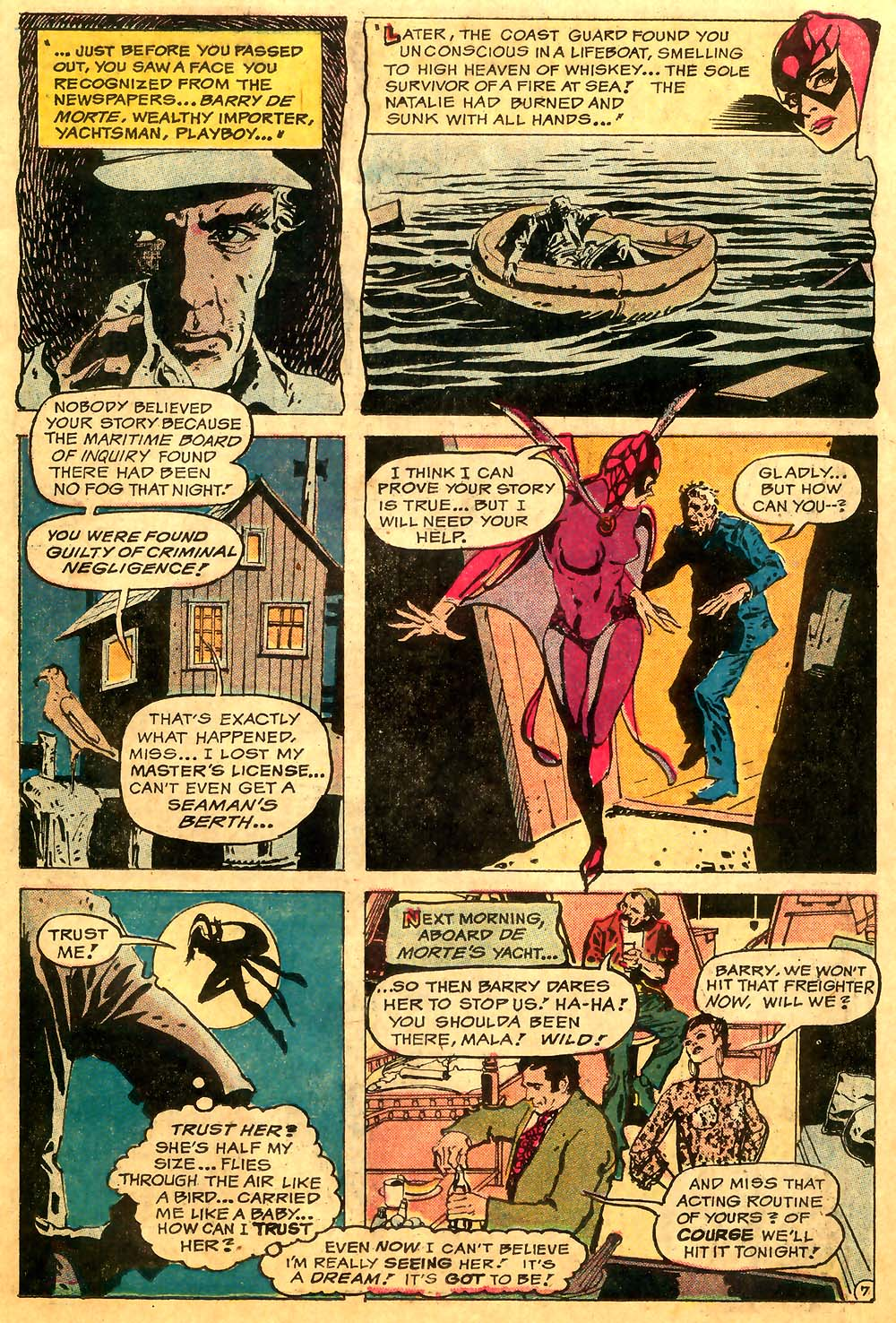 Read online Adventure Comics (1938) comic -  Issue #429 - 11