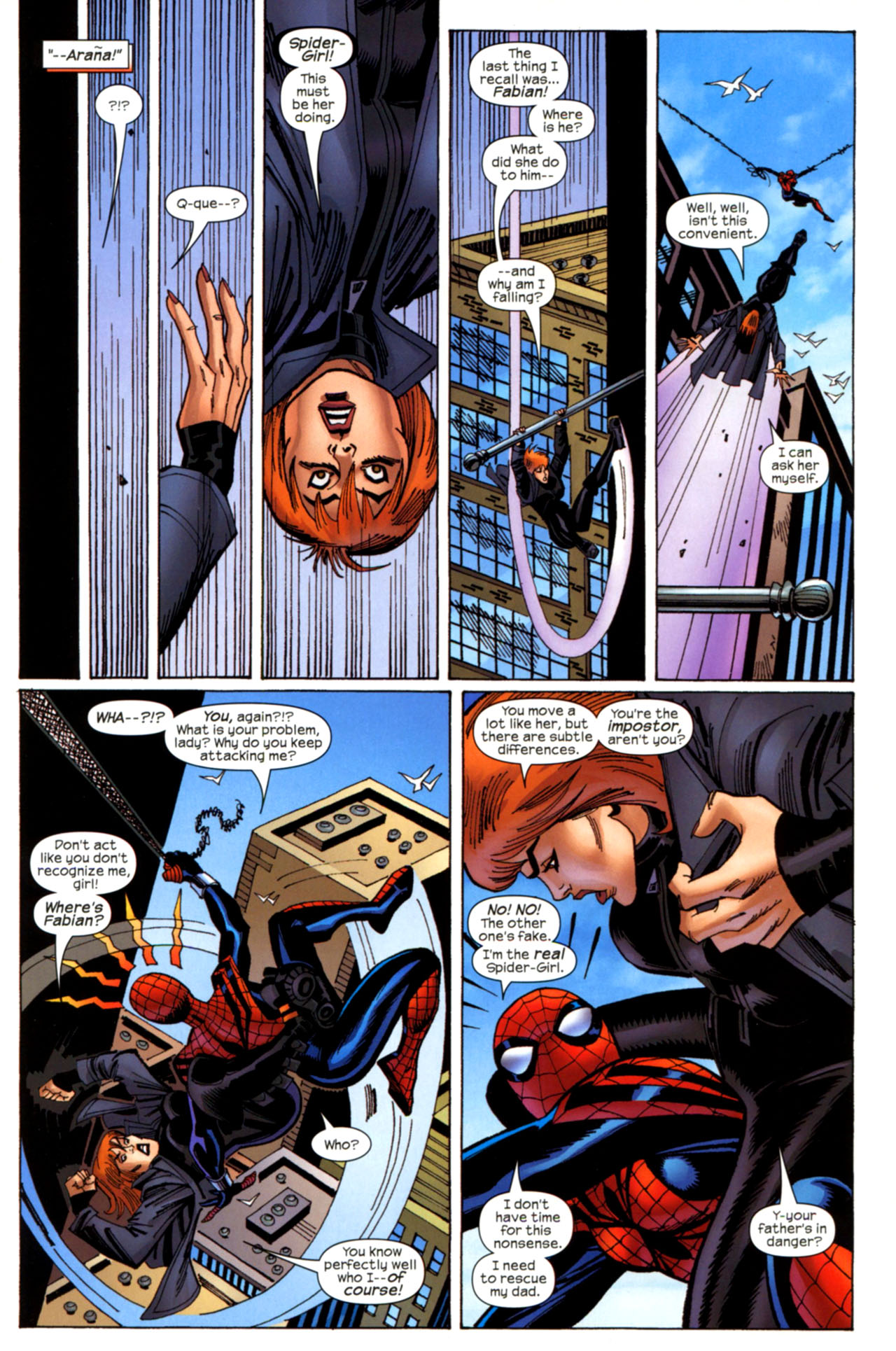 Read online Amazing Spider-Girl comic -  Issue #28 - 6