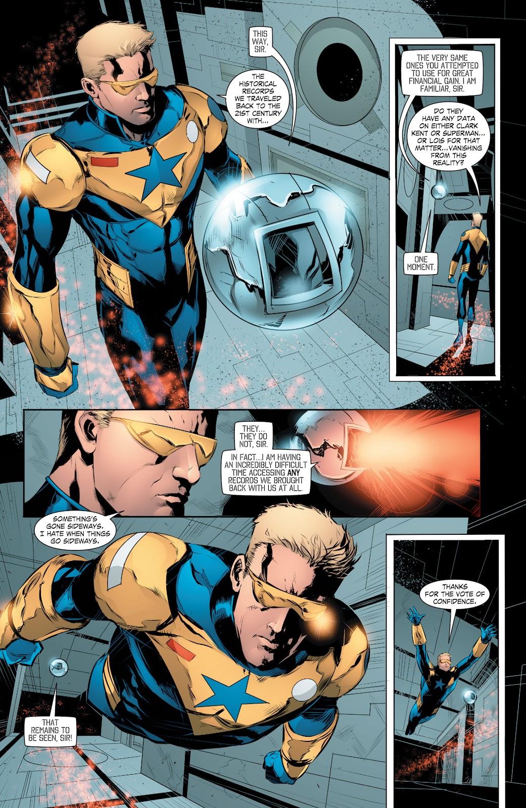 Read online Smallville Season 11 [II] comic -  Issue # TPB 8 - 63