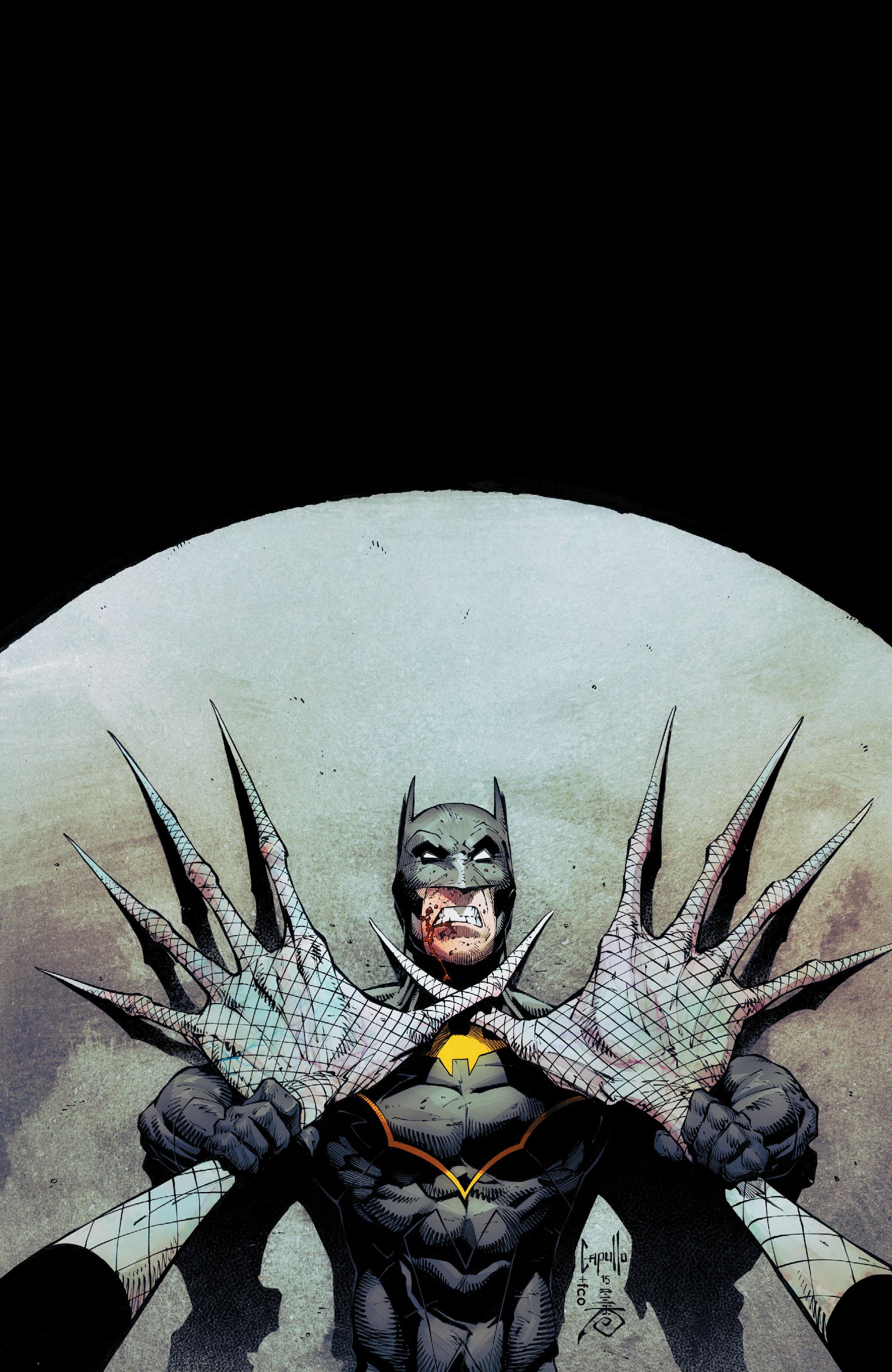 Read online Batman (2011) comic -  Issue # _TPB 9 - 28