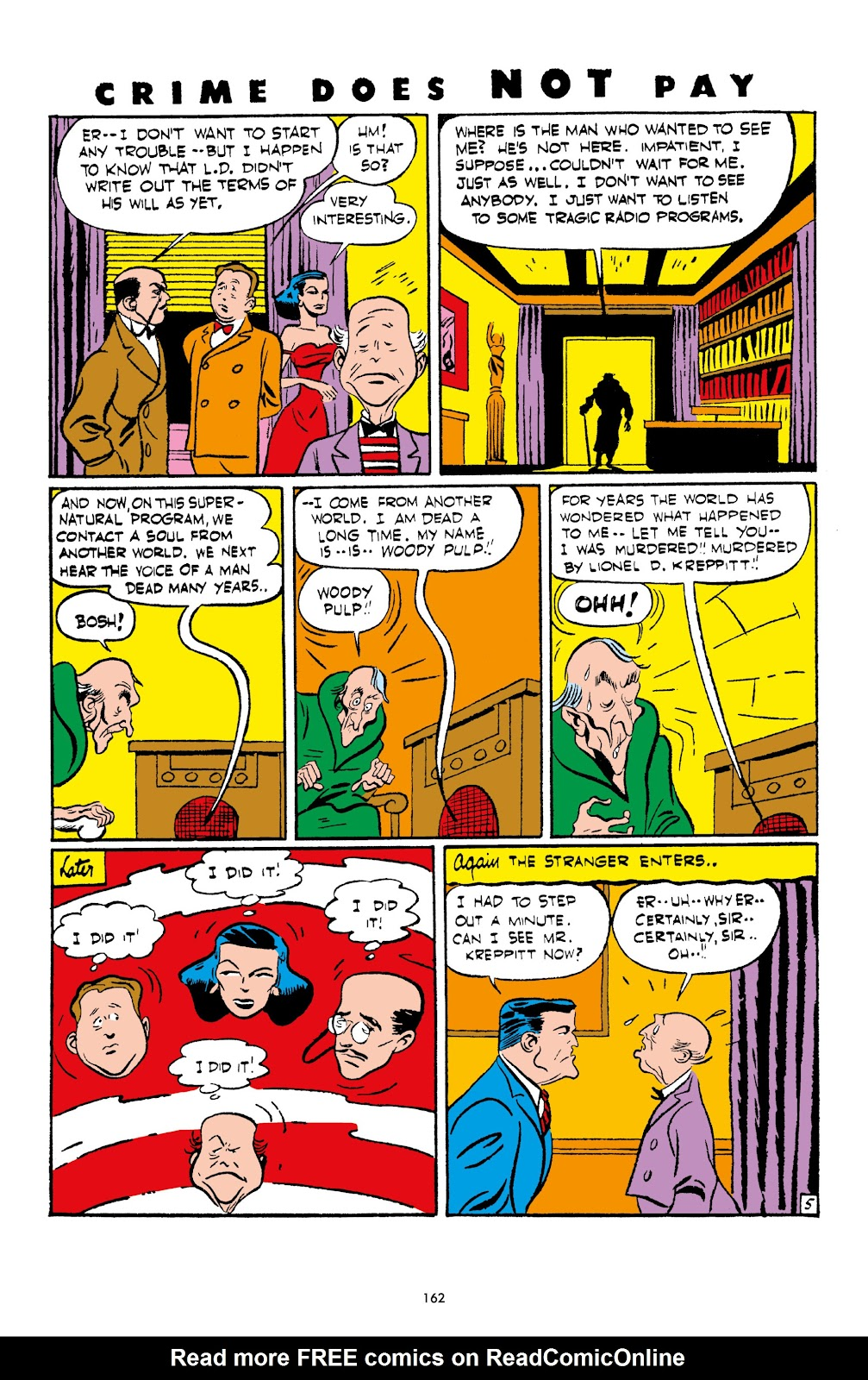 Read online Crime Does Not Pay Archives comic -  Issue # TPB 4 (Part 2) - 62