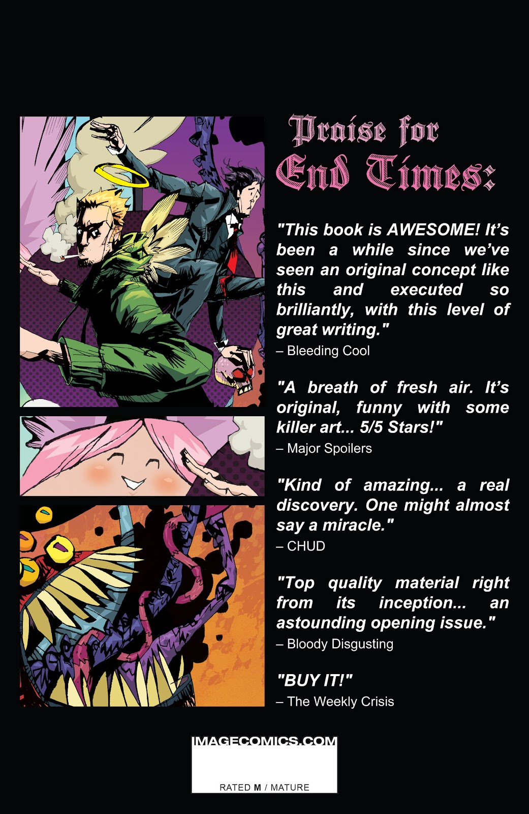 Read online The End Times of Bram and Ben comic -  Issue #2 - 27
