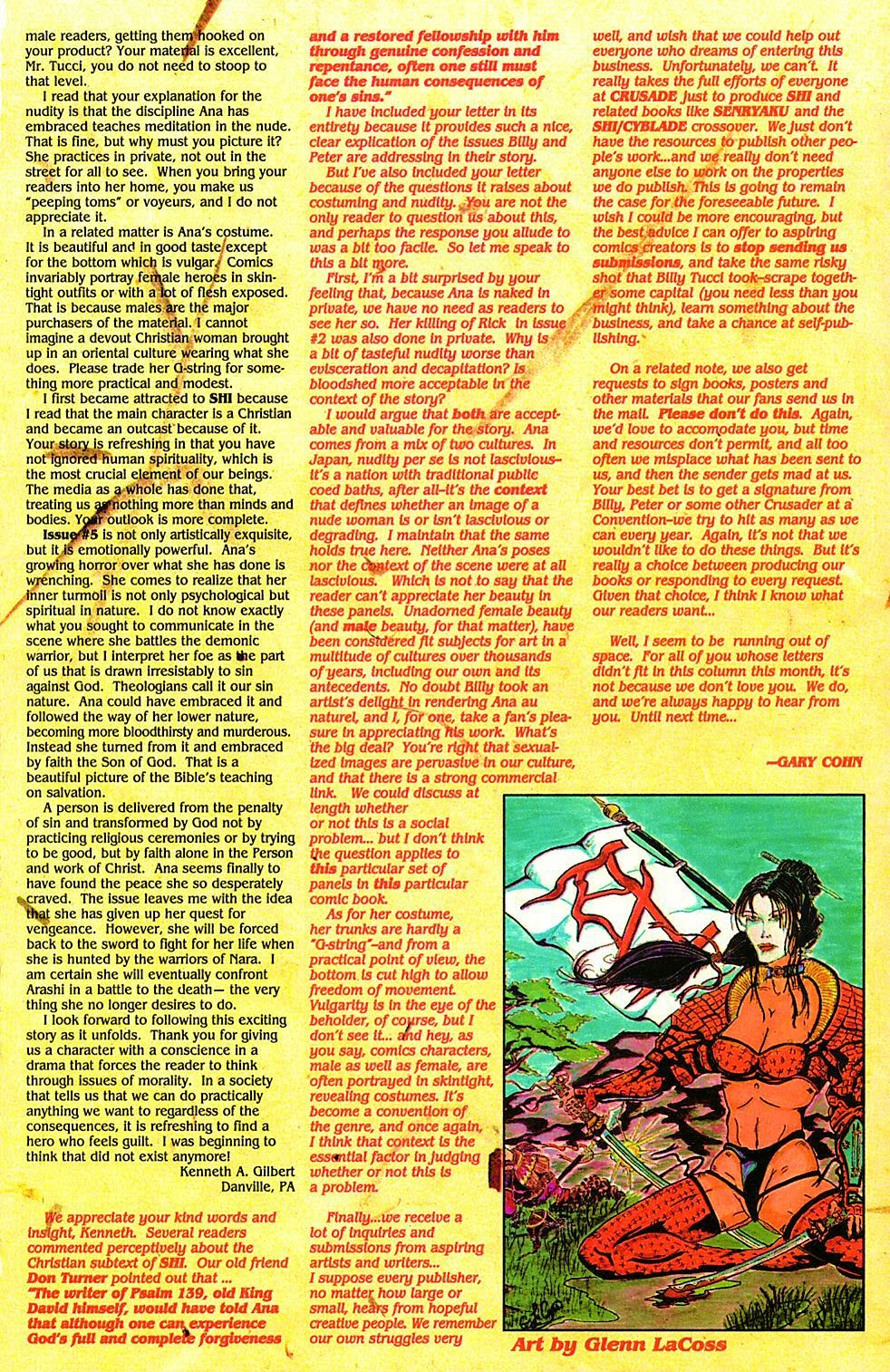 Read online Shi: The Way of the Warrior comic -  Issue #6 - 25