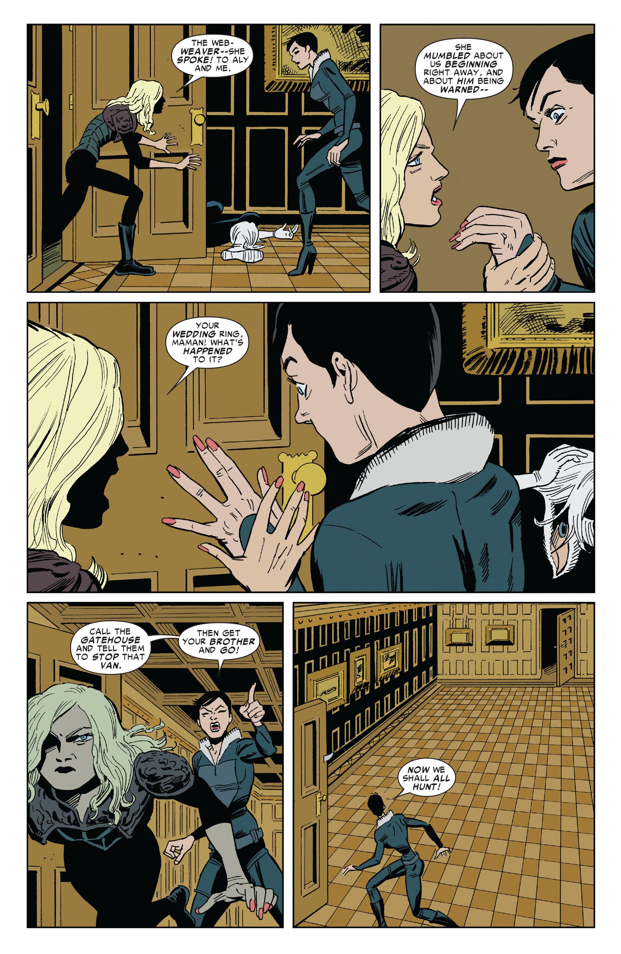 Read online Amazing Spider-Man Presents: Black Cat comic -  Issue #4 - 14