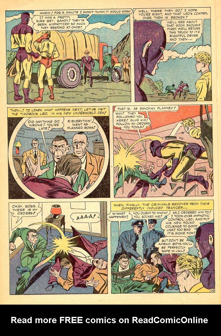 Read online Adventure Comics (1938) comic -  Issue #91 - 12
