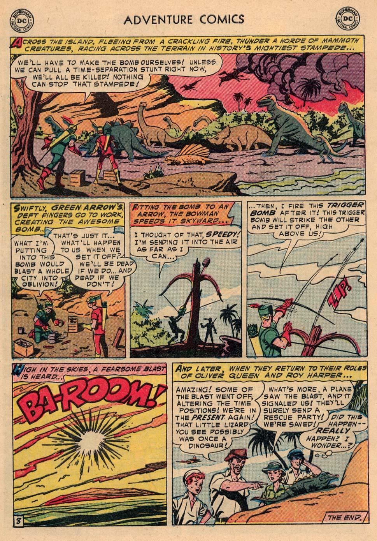 Read online Adventure Comics (1938) comic -  Issue #208 - 32