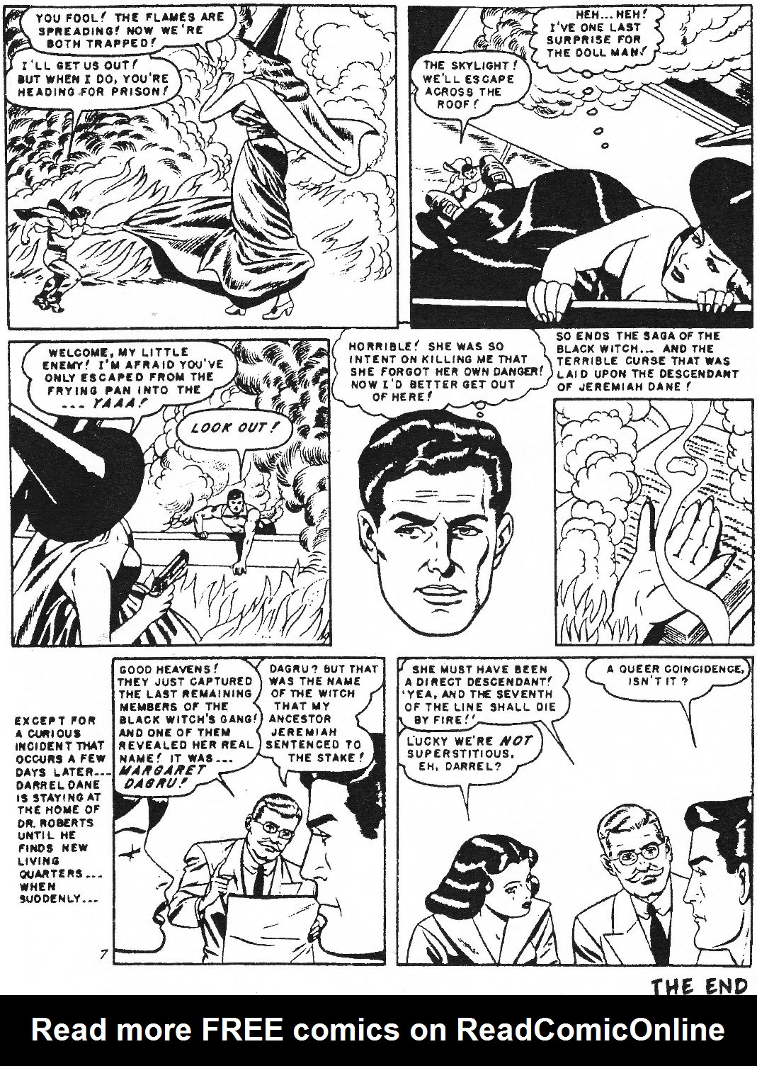Read online Men of Mystery Comics comic -  Issue #73 - 66