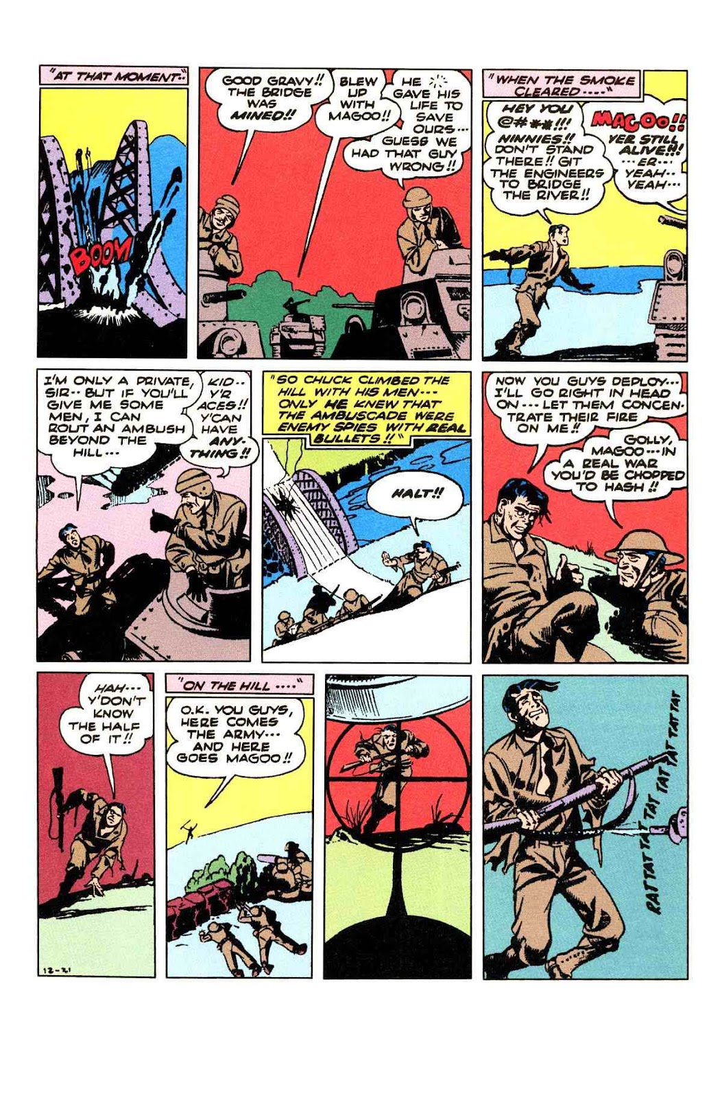 Read online Will Eisner's The Spirit Archives comic -  Issue # TPB 3 (Part 2) - 100