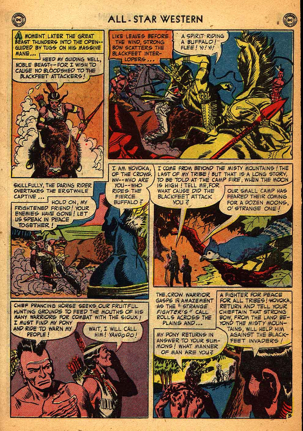 Read online All-Star Western (1951) comic -  Issue #58 - 41