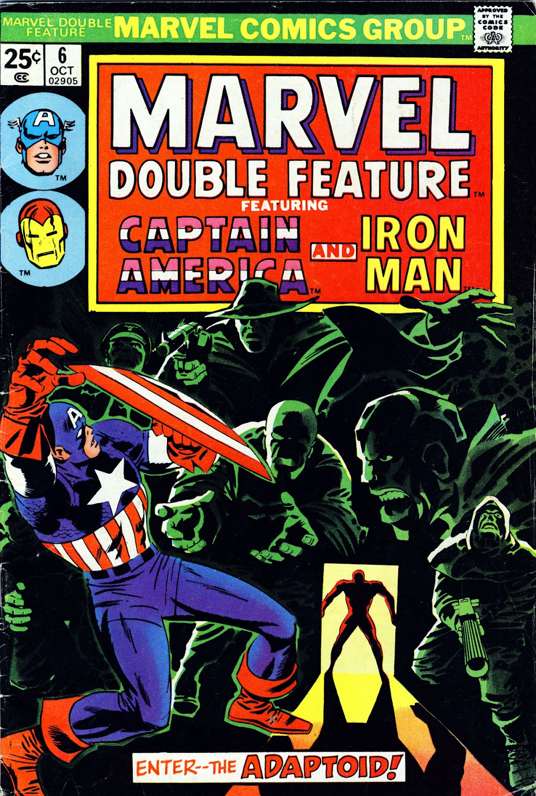 Marvel Double Feature issue 6 - Page 1