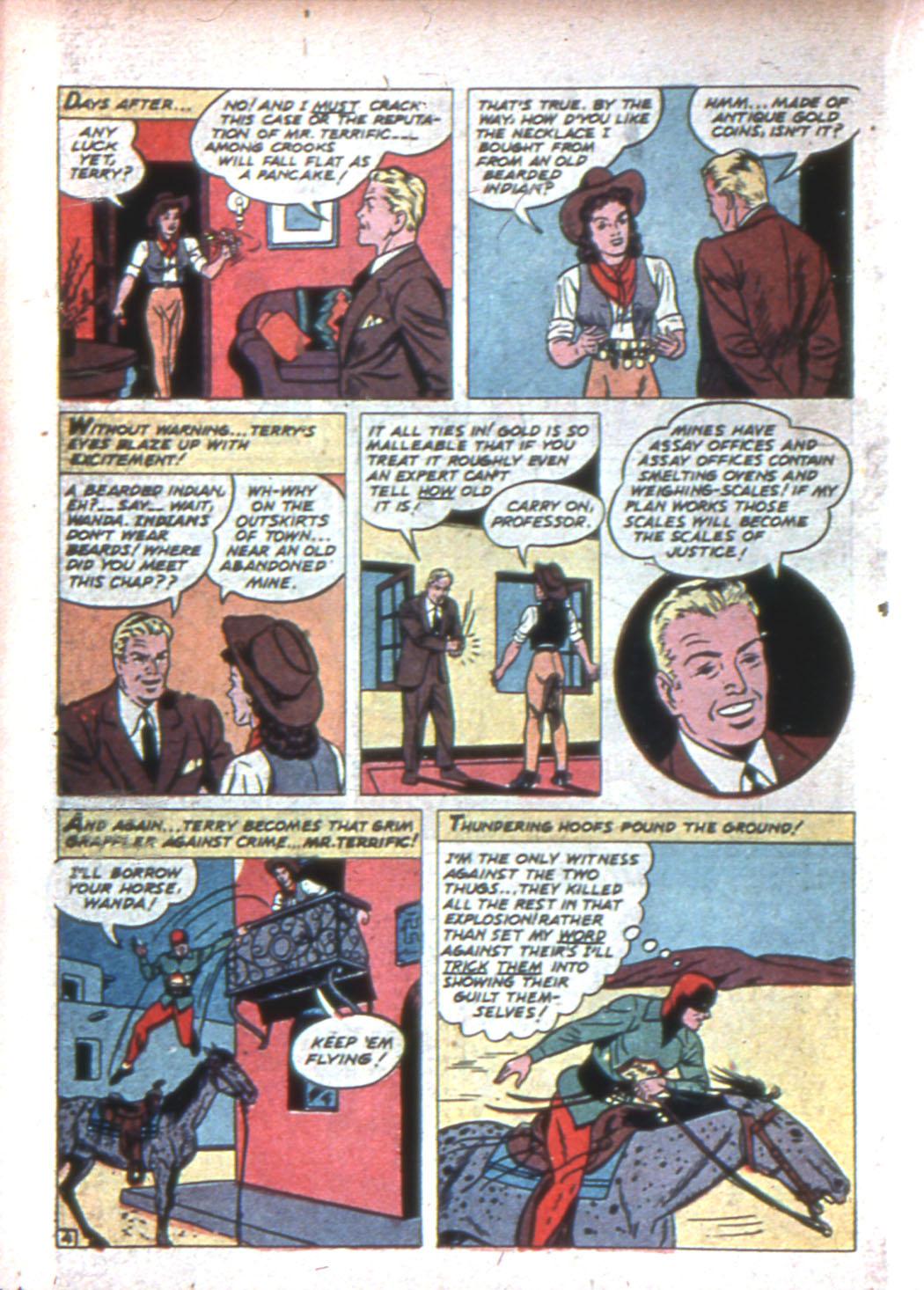 Read online Sensation (Mystery) Comics comic -  Issue #15 - 42