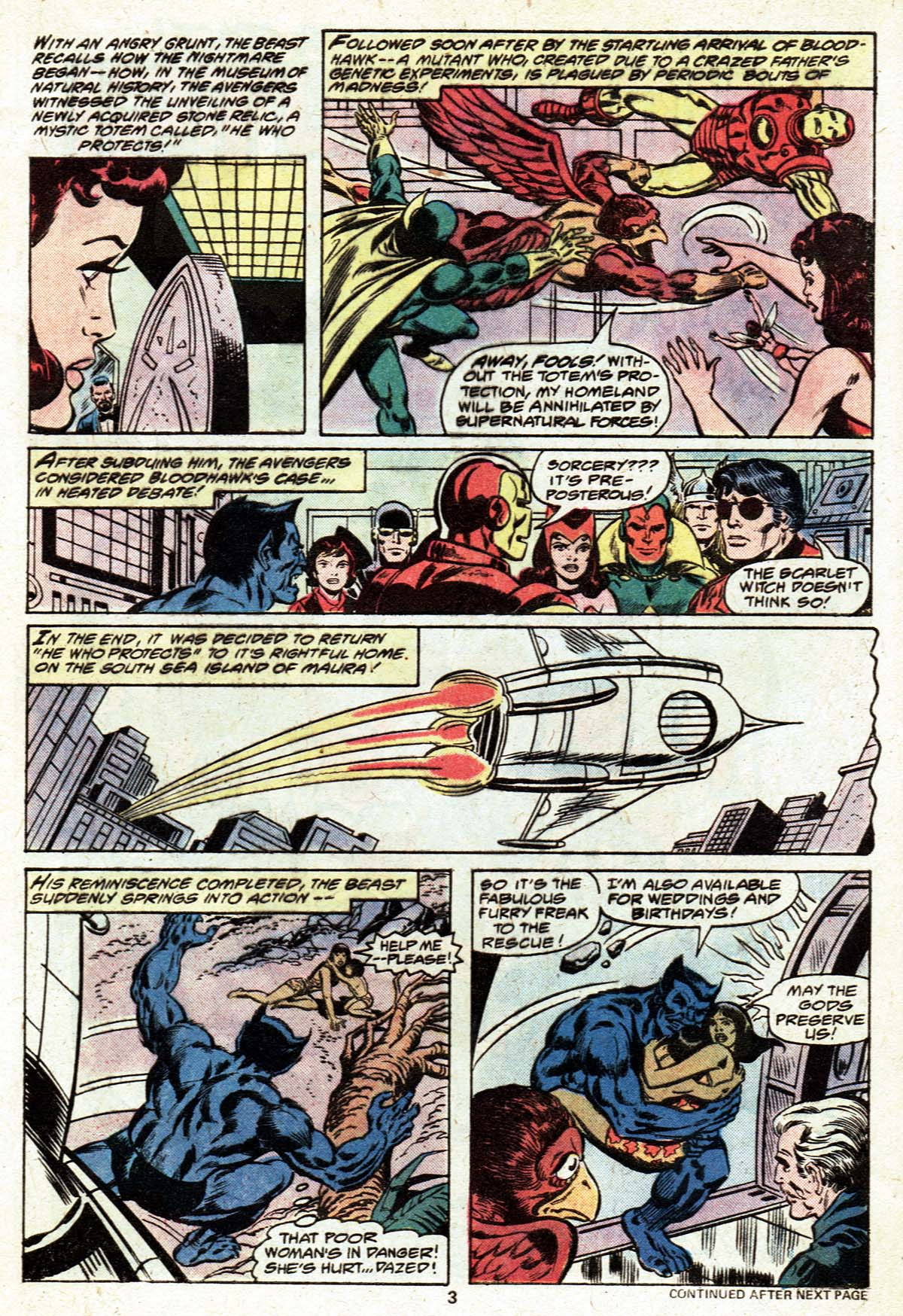 The Avengers (1963) 180 Page 3