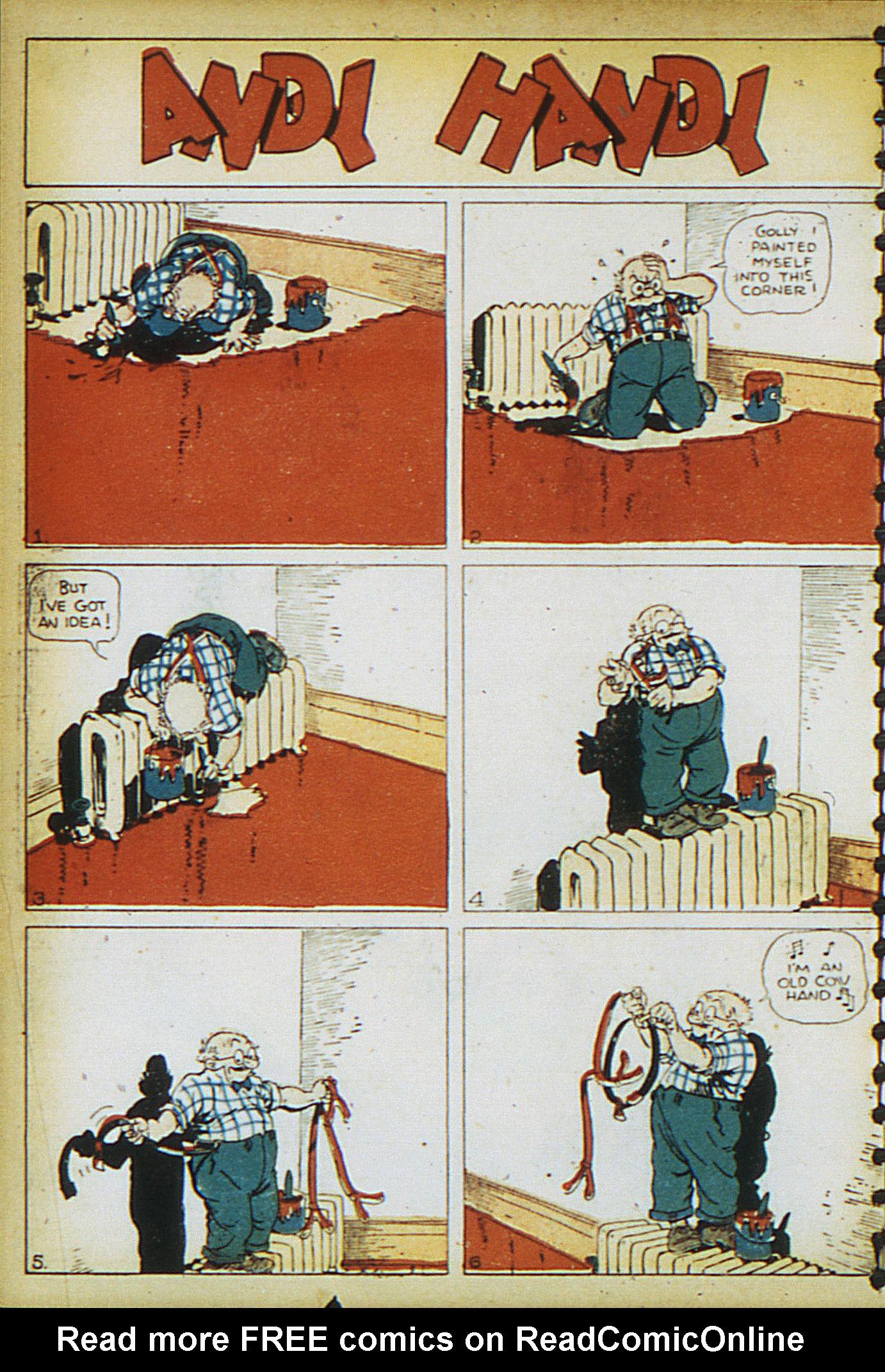 Read online Adventure Comics (1938) comic -  Issue #15 - 26