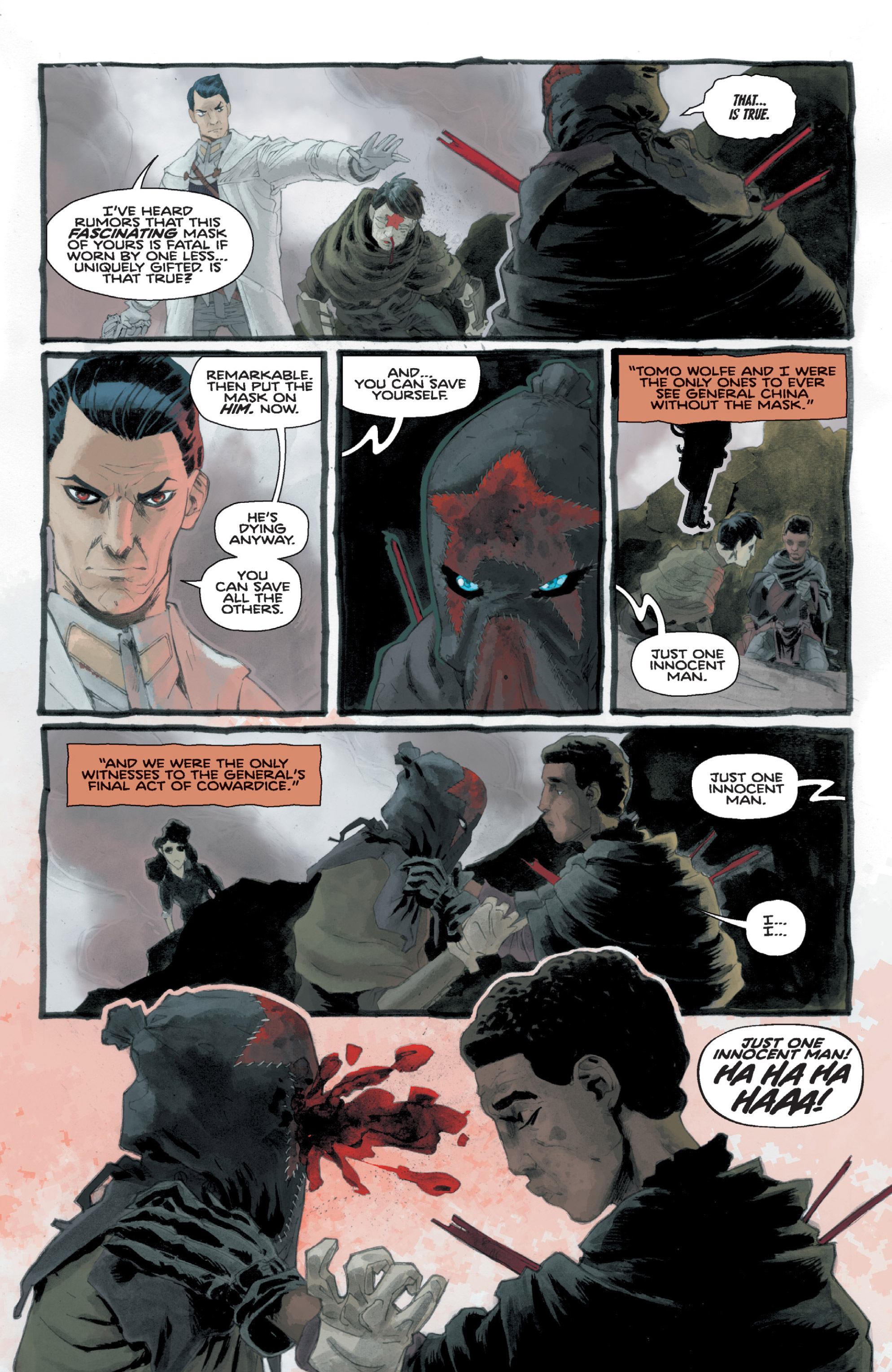 Read online Orchid comic -  Issue # TPB 1 - 78