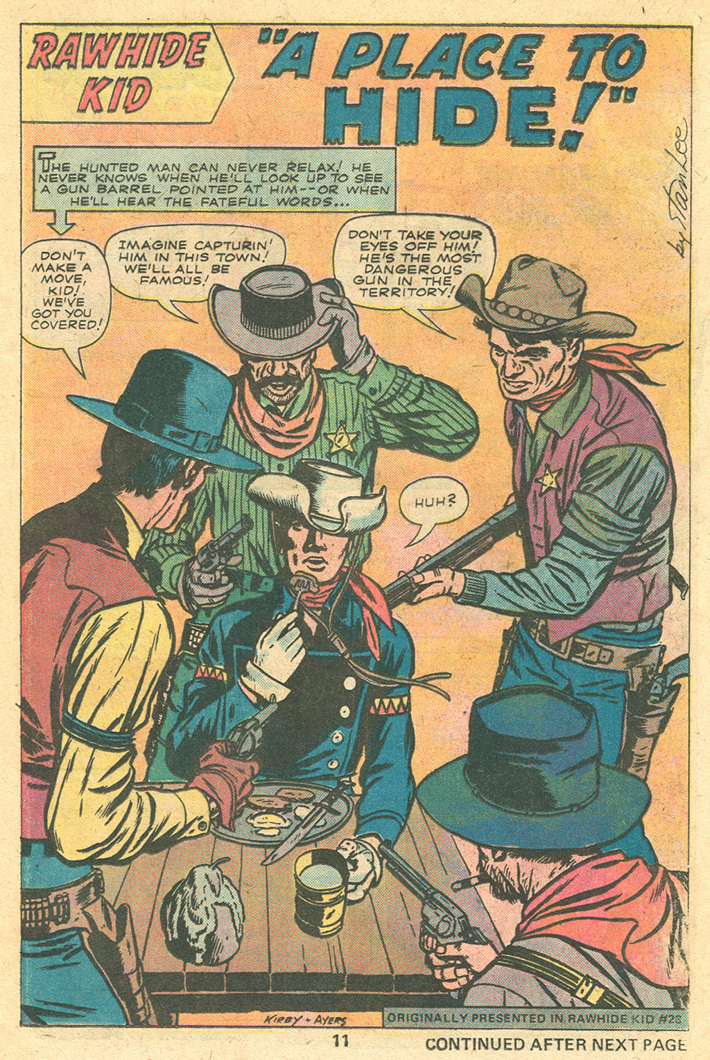 The Rawhide Kid (1955) issue 137 - Page 13