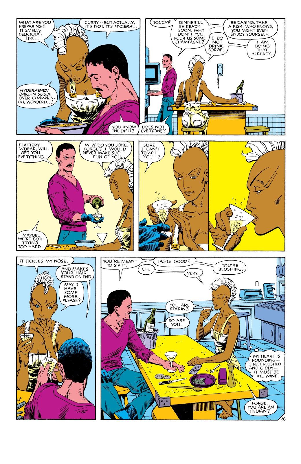 Uncanny X-Men (1963) issue 186 - Page 29