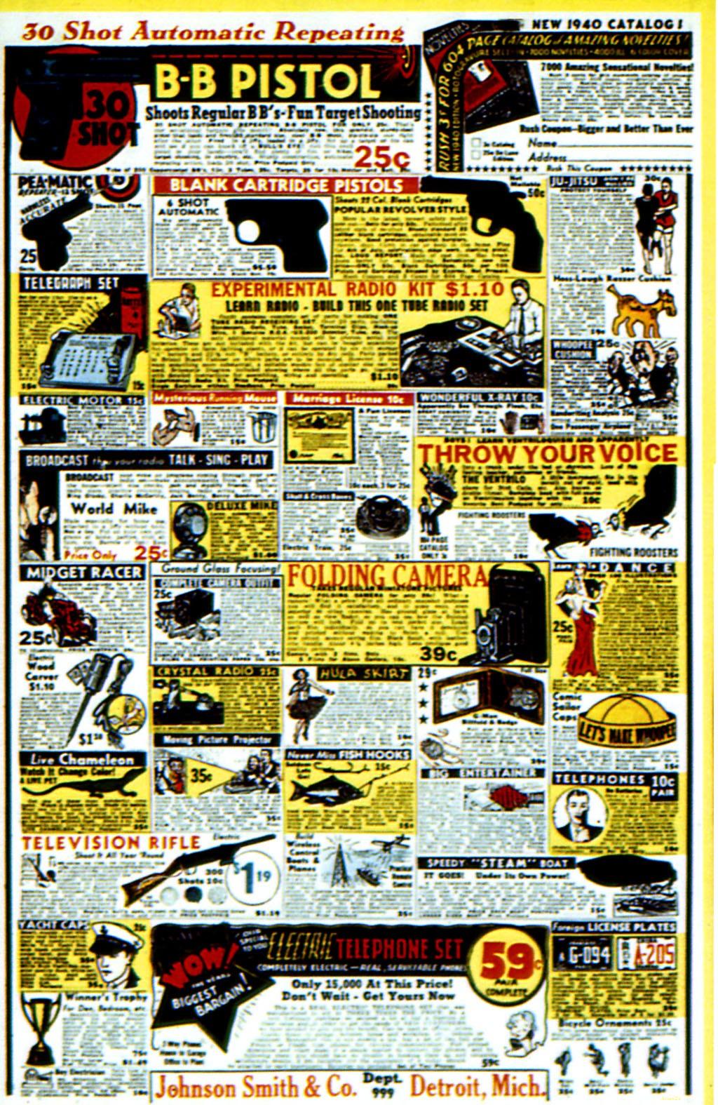 Read online Adventure Comics (1938) comic -  Issue #42 - 68